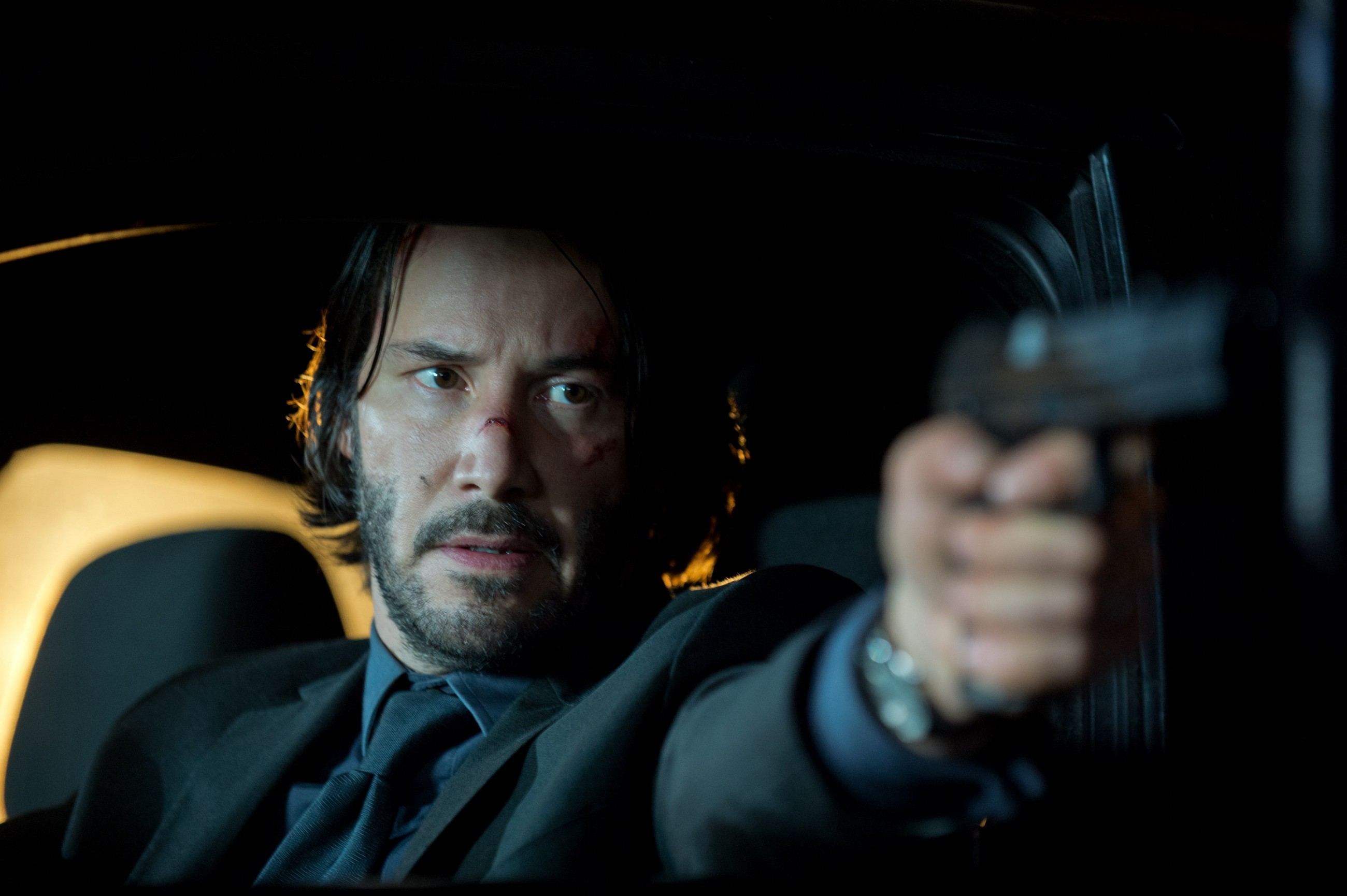 With a Pencil: 'John Wick' - The Ringer