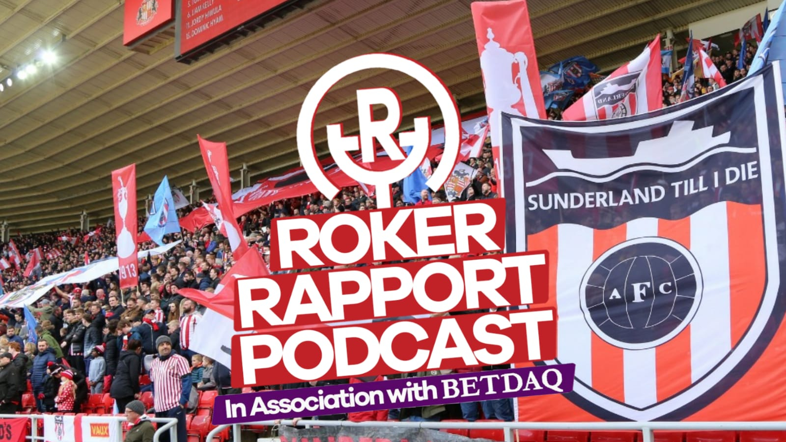 Roker Rapport Xtra Podcast: Previewing Sunderland v Portsmouth w/ Hugh from the PO4cast!