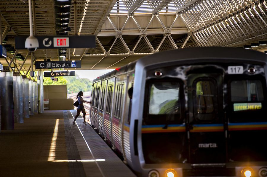 How MARTA is stepping up to fight Atlanta's 'food desert' problem