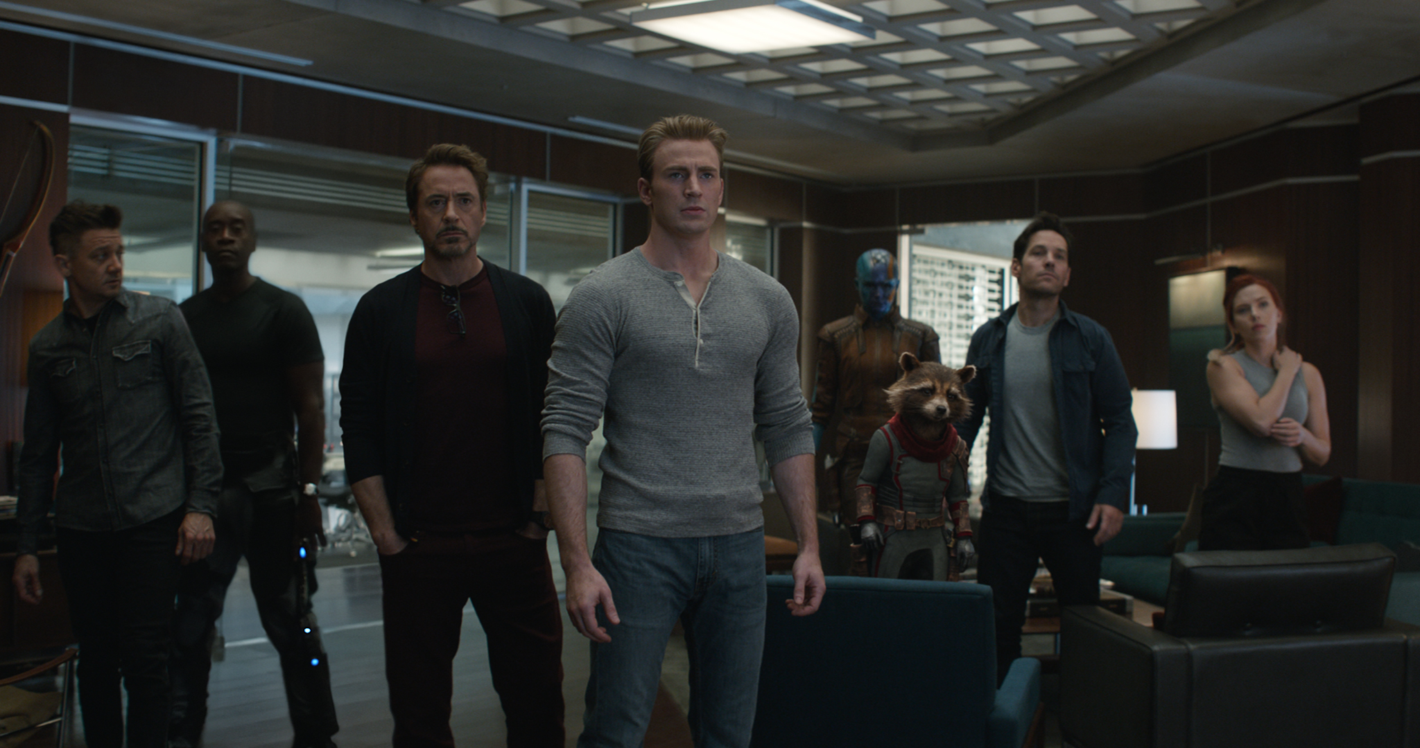 Avengers: Endgame post-credits scene (spoiler alert!): Is there one?