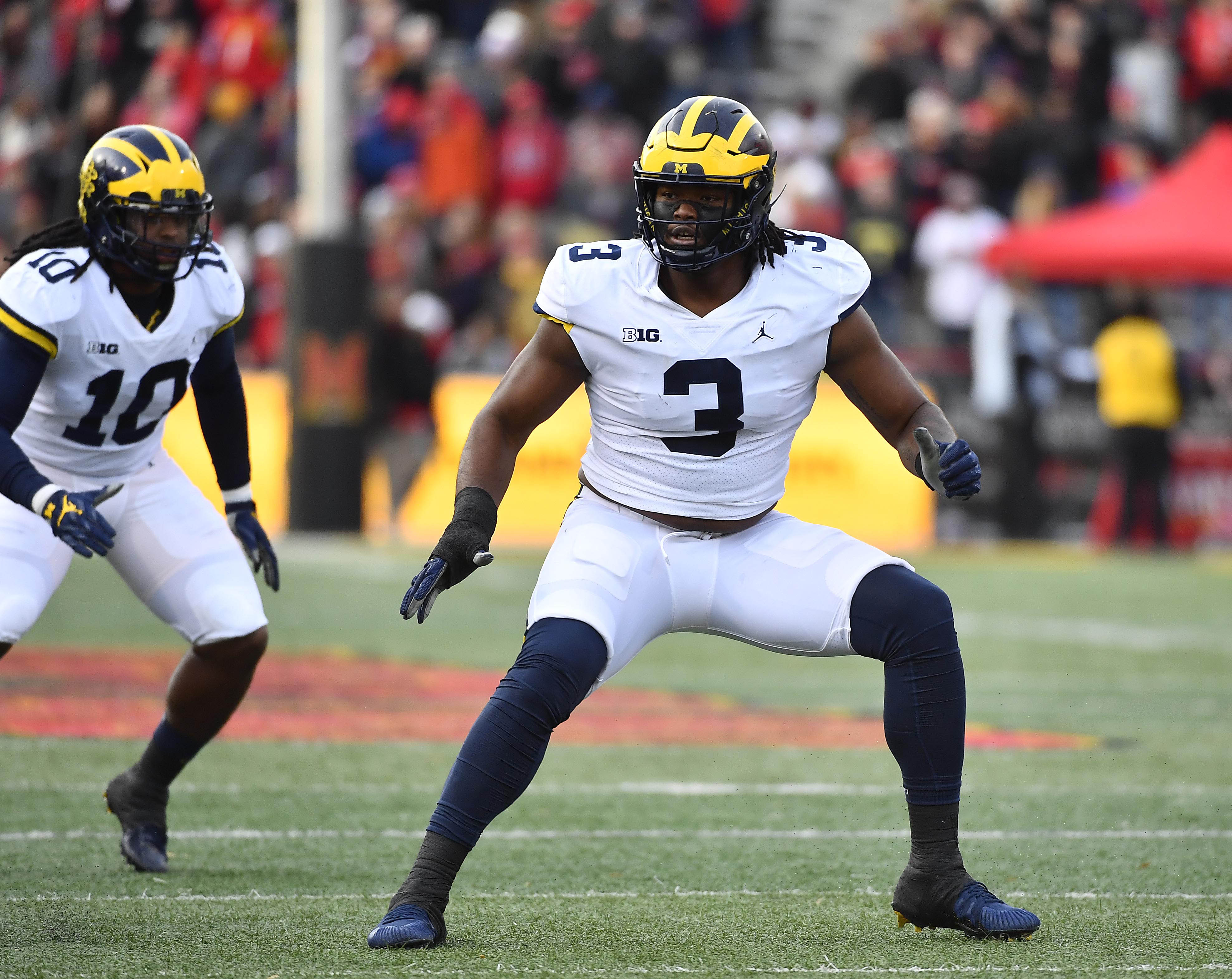 e274dc943bf Final Maize n Brew 2019 NFL Mock Draft and Michigan Projections