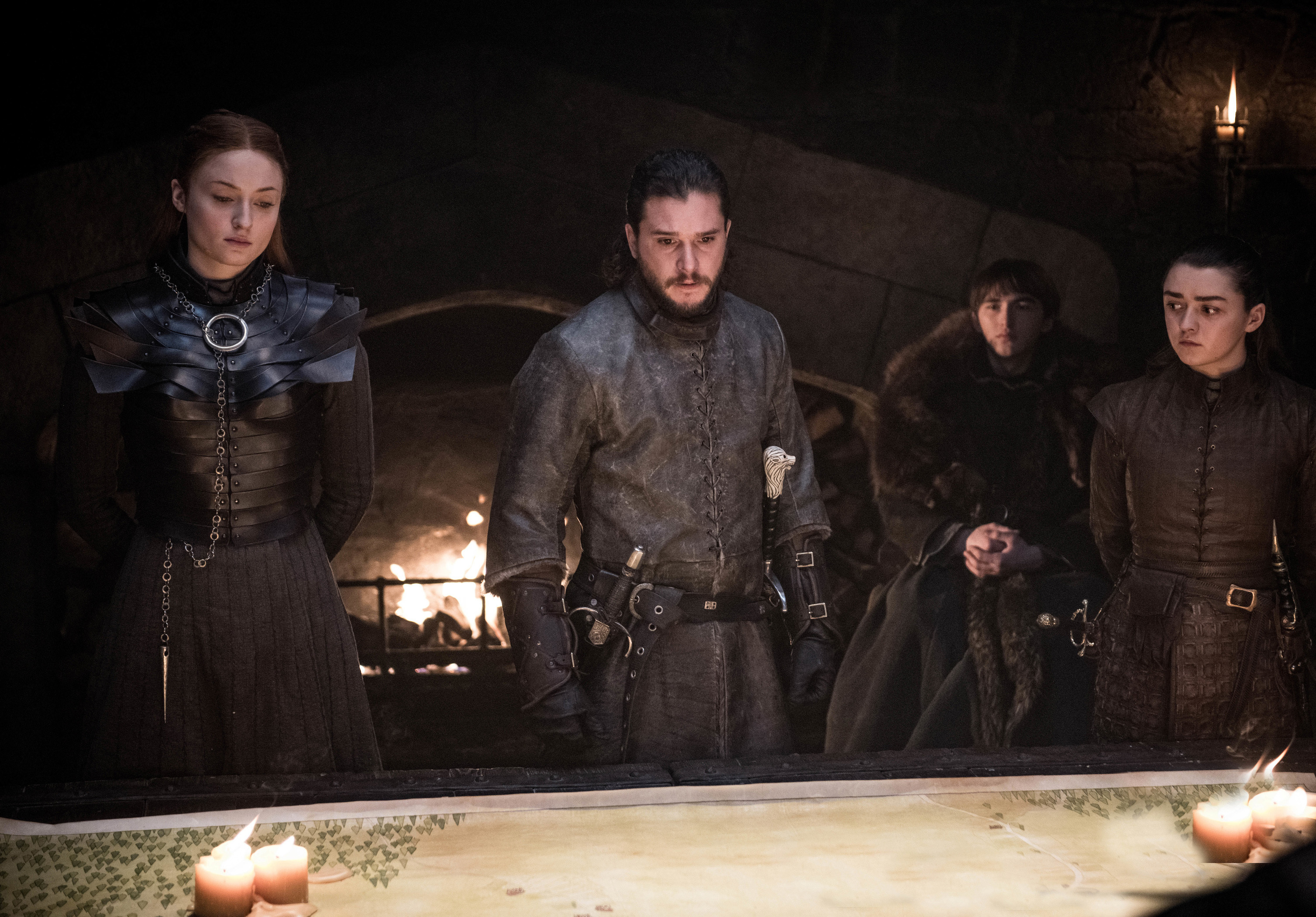 Game of Thrones' White Walker battle is here. But is Winterfell ready?