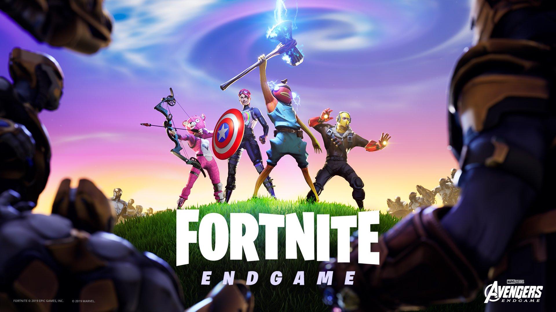 Fortnites Avengers Endgame Crossover Is One Of The Best Superhero