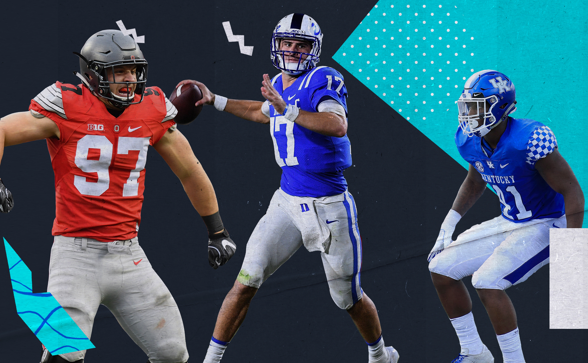 The NFL Draft Goldilocks Test: Every first round pick, from too hot to just right