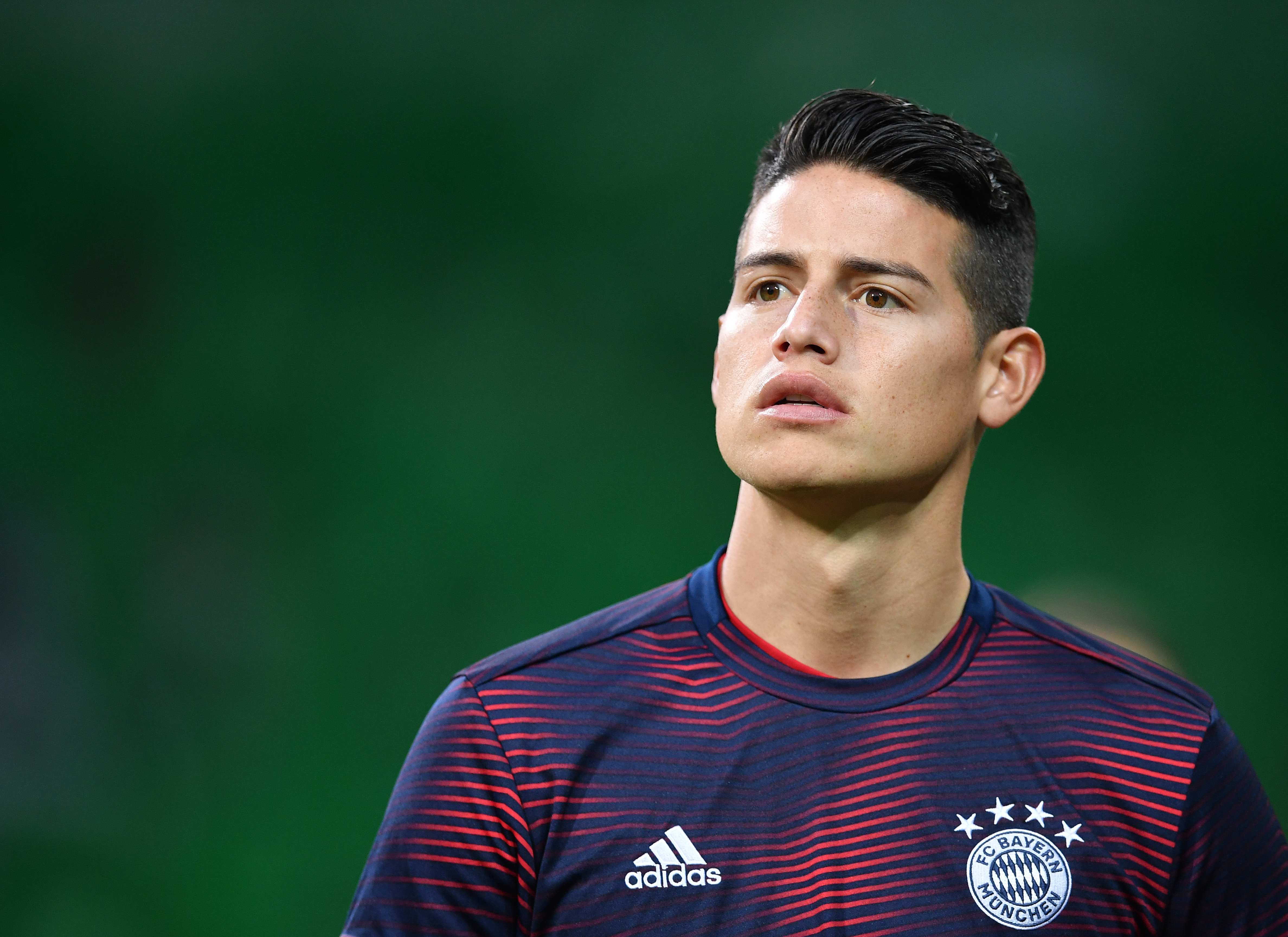 ac90cadc4 Multiple reports  Bayern Munich s James Rodriguez will return to Real Madrid