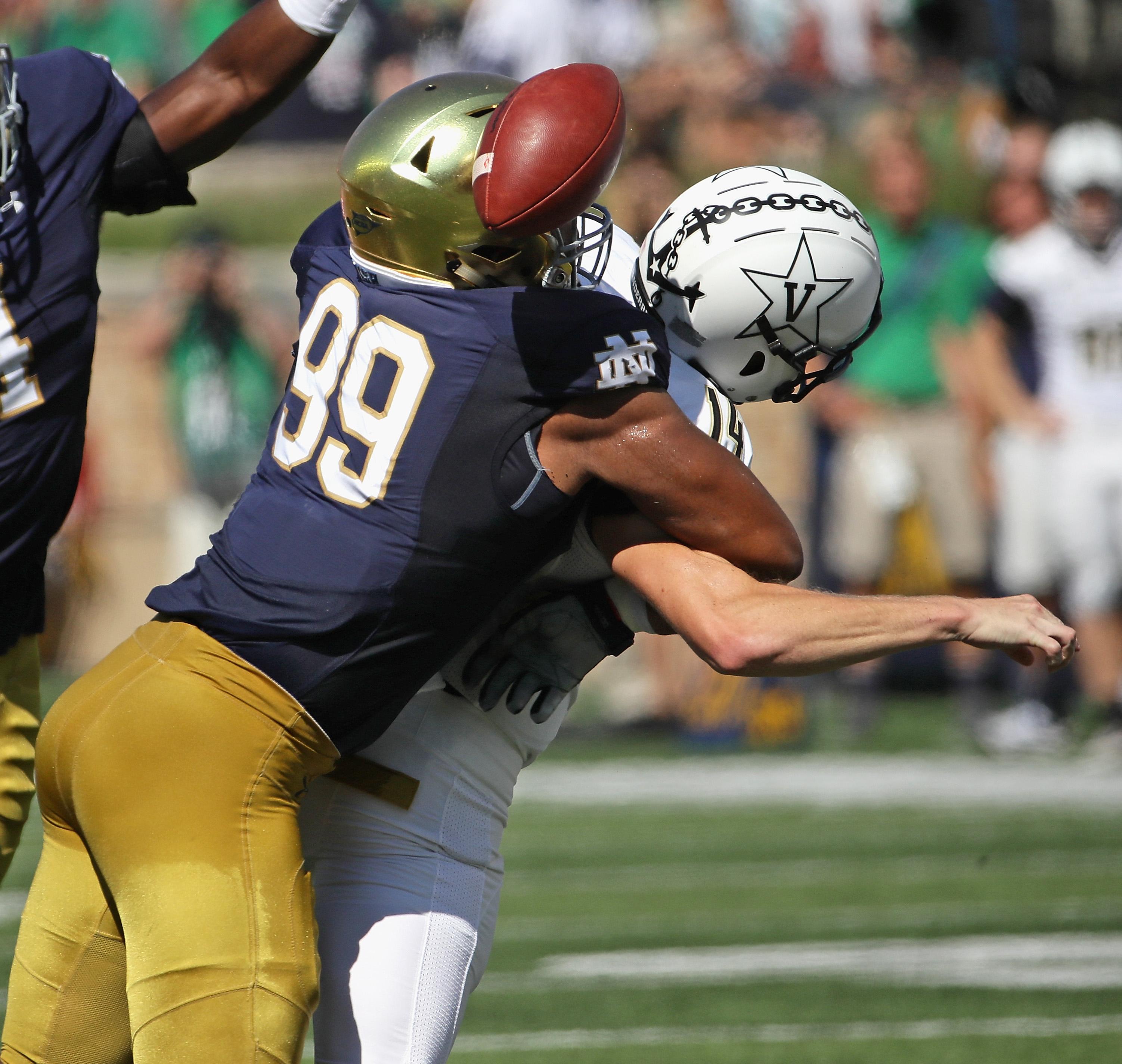 Vanderbilt v Notre Dame