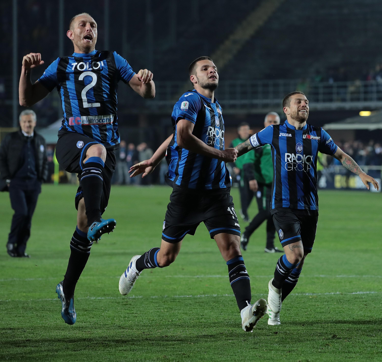 Atalanta BC v ACF Fiorentina - TIM Cup