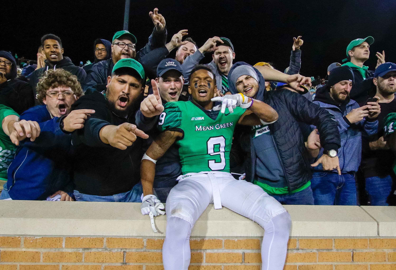 NCAA Football: Army at North Texas