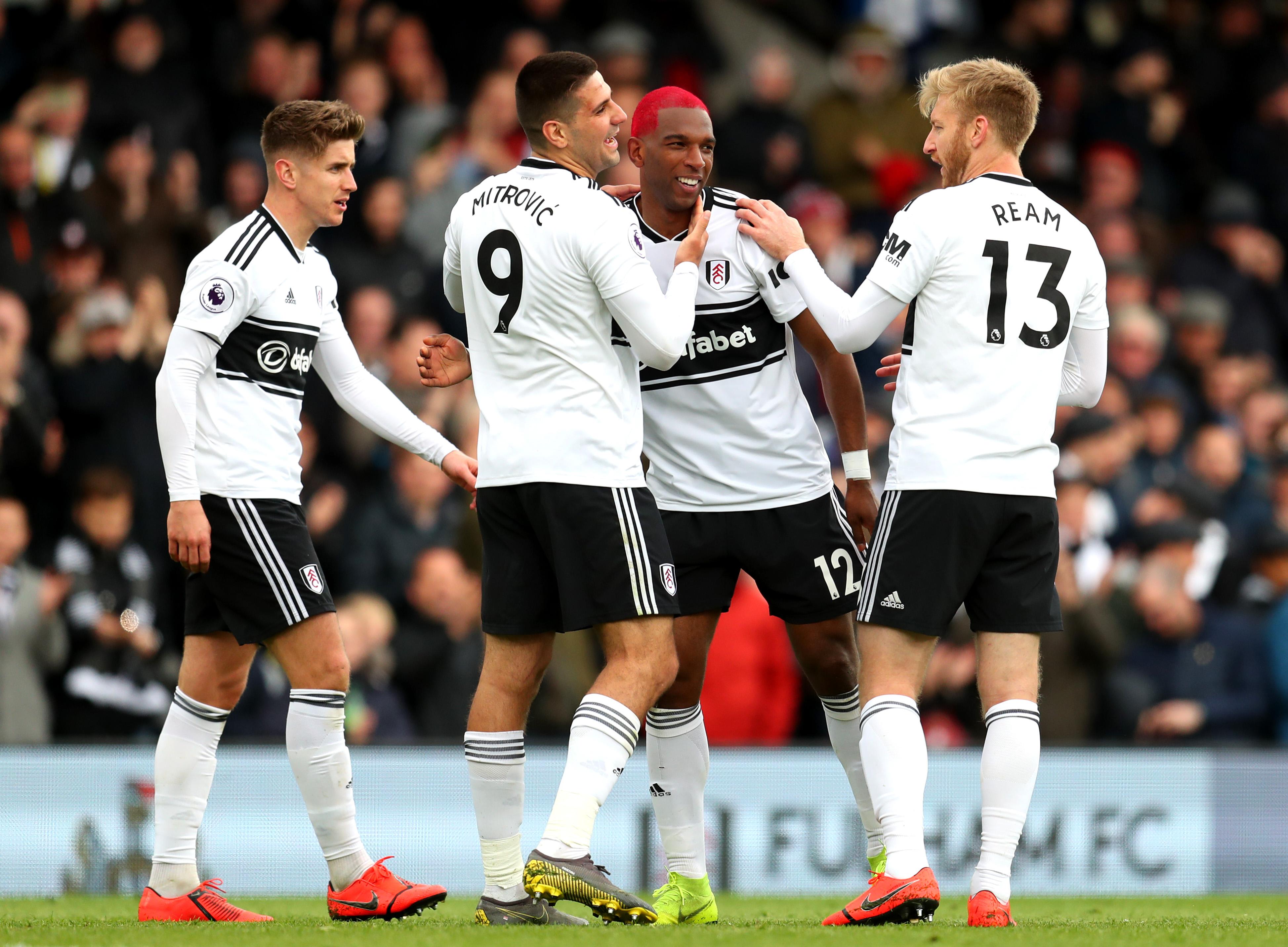 Fulham FC v Cardiff City - Premier League