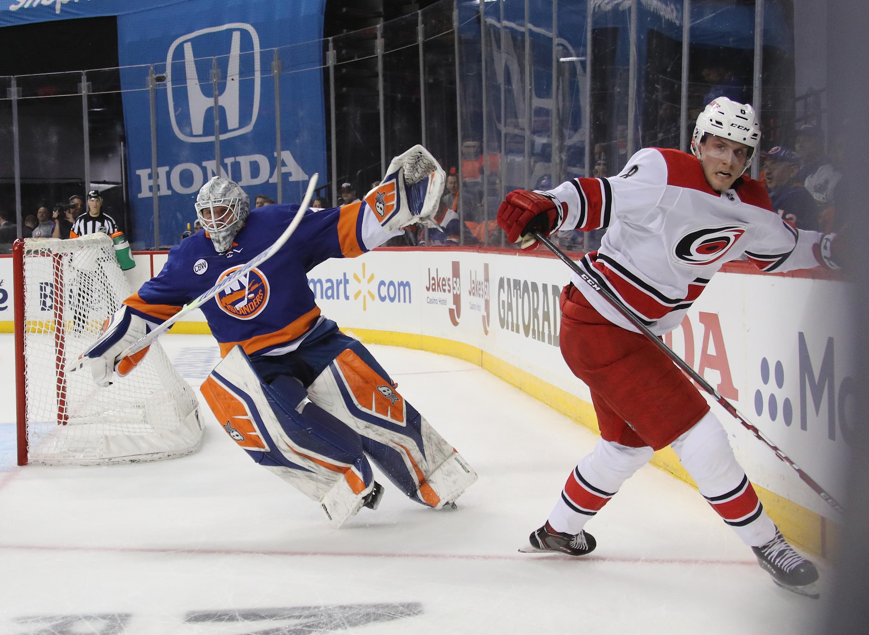 Carolina Hurricanes v New York Islanders - Game One