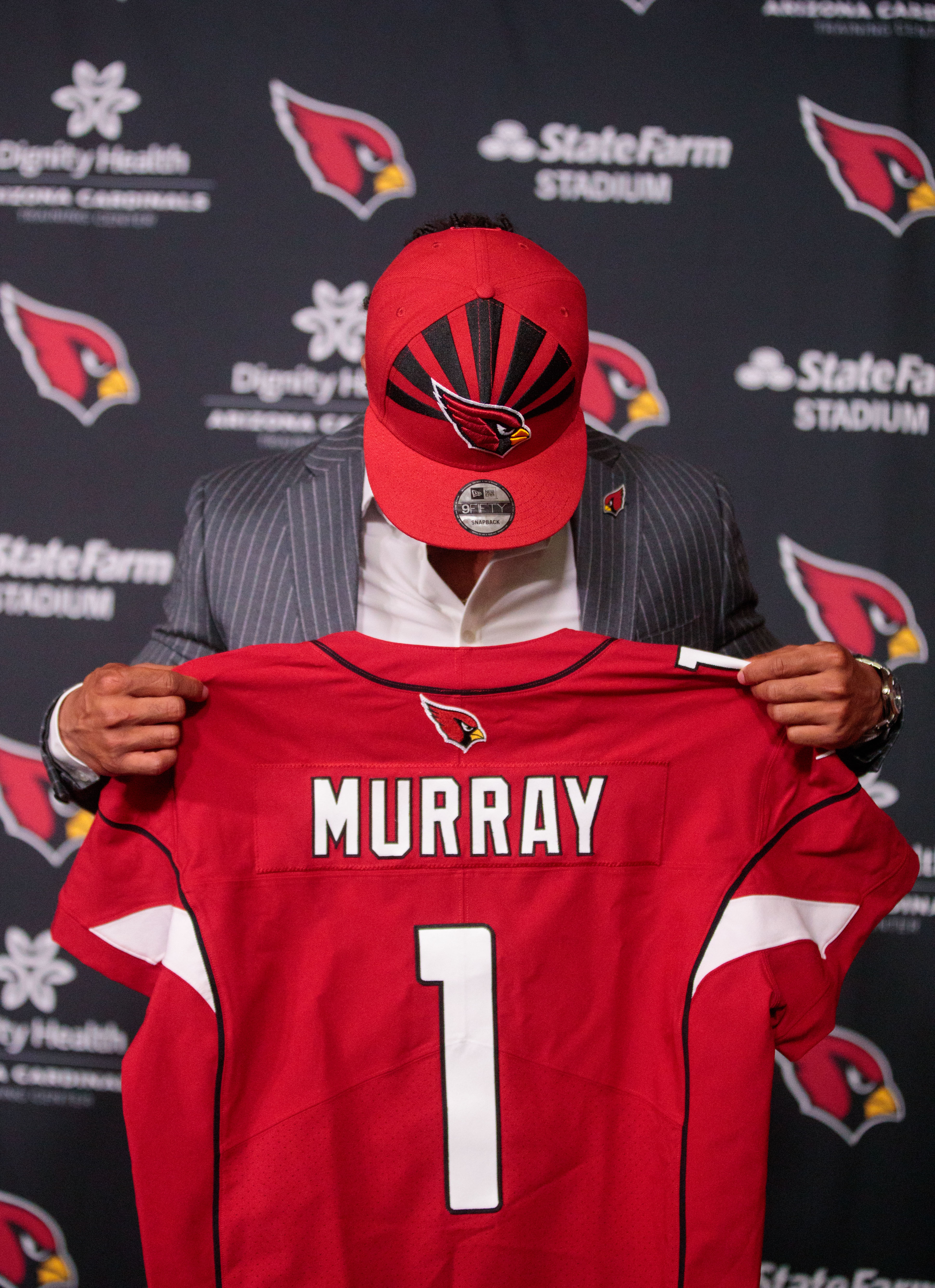 super popular 07c60 00b03 Draft grade roundup  How the experts view the Arizona Cardinals 2019 NFL  Draft. New ...