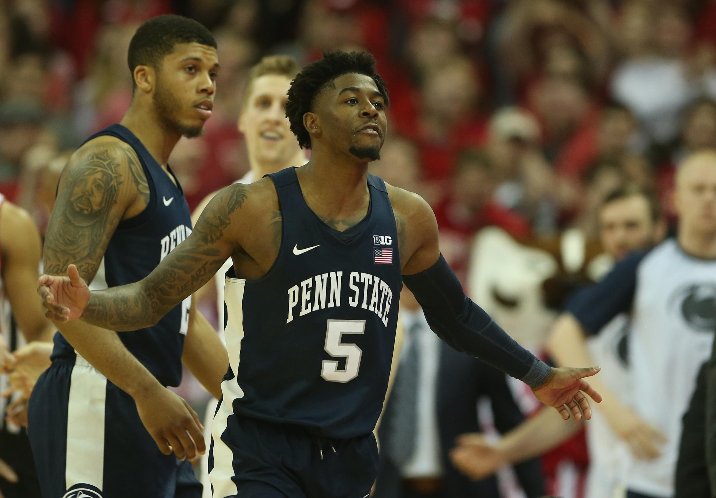 d70b3c076b80 Penn State Men s Basketball - Black Shoe Diaries