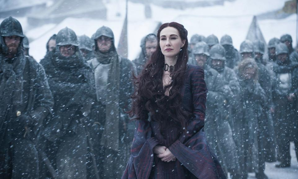 Where has Melisandre been this whole time?