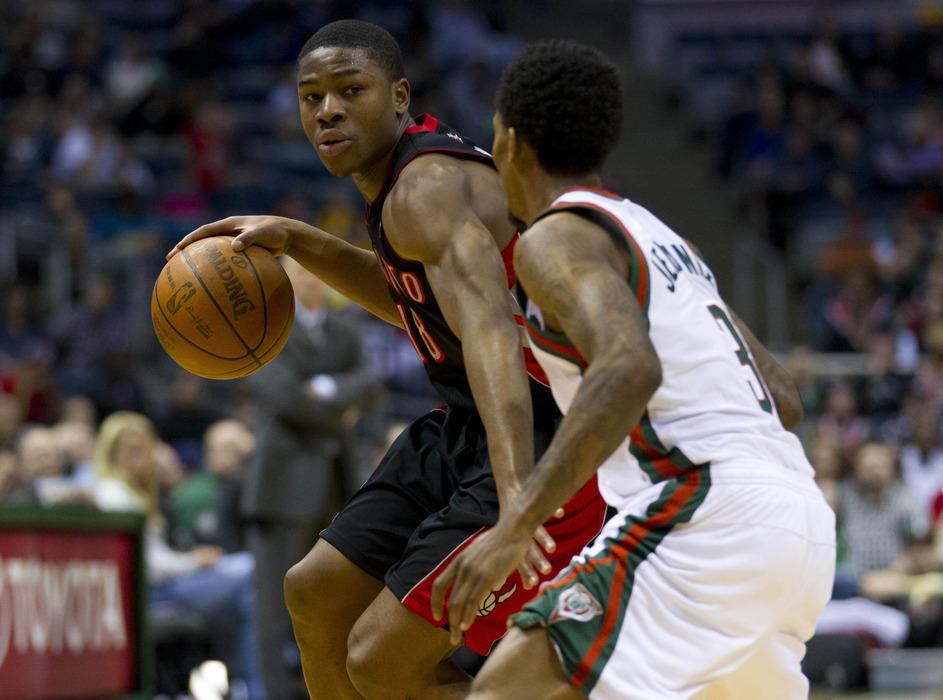 Ben Uzoh has his sights set on a return to the NBA