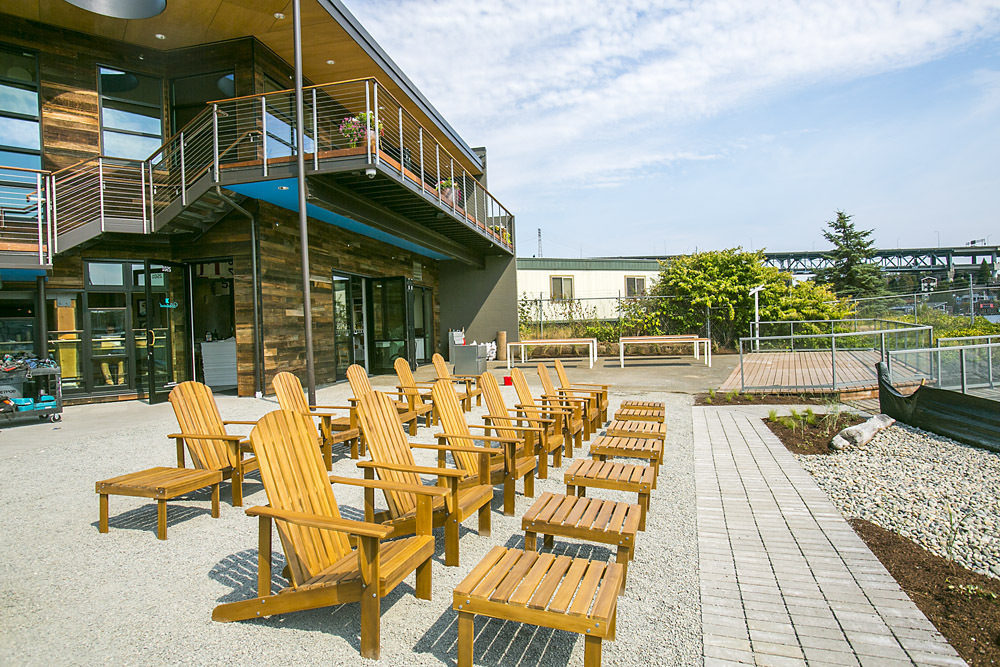 Seattle Tries to Make It Easier for Restaurants to Have Outdoor Seating
