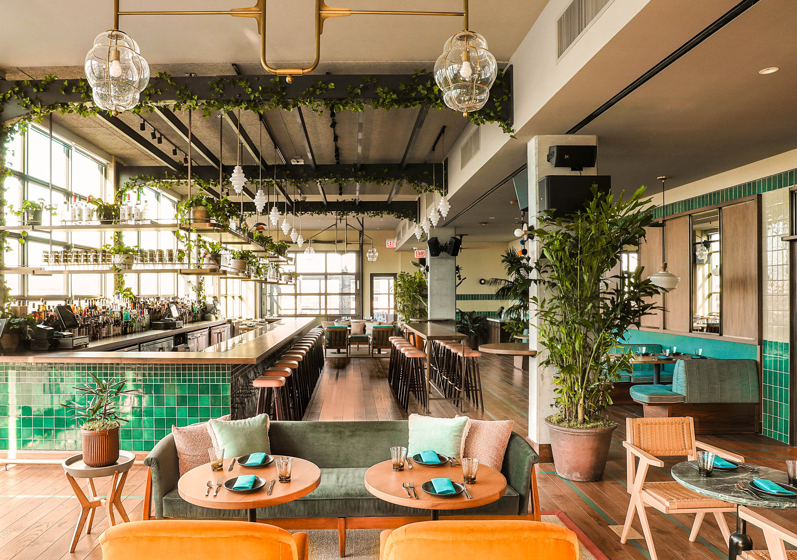 The Early Word on Cabra, Stephanie Izard's New Peruvian Rooftop Spot