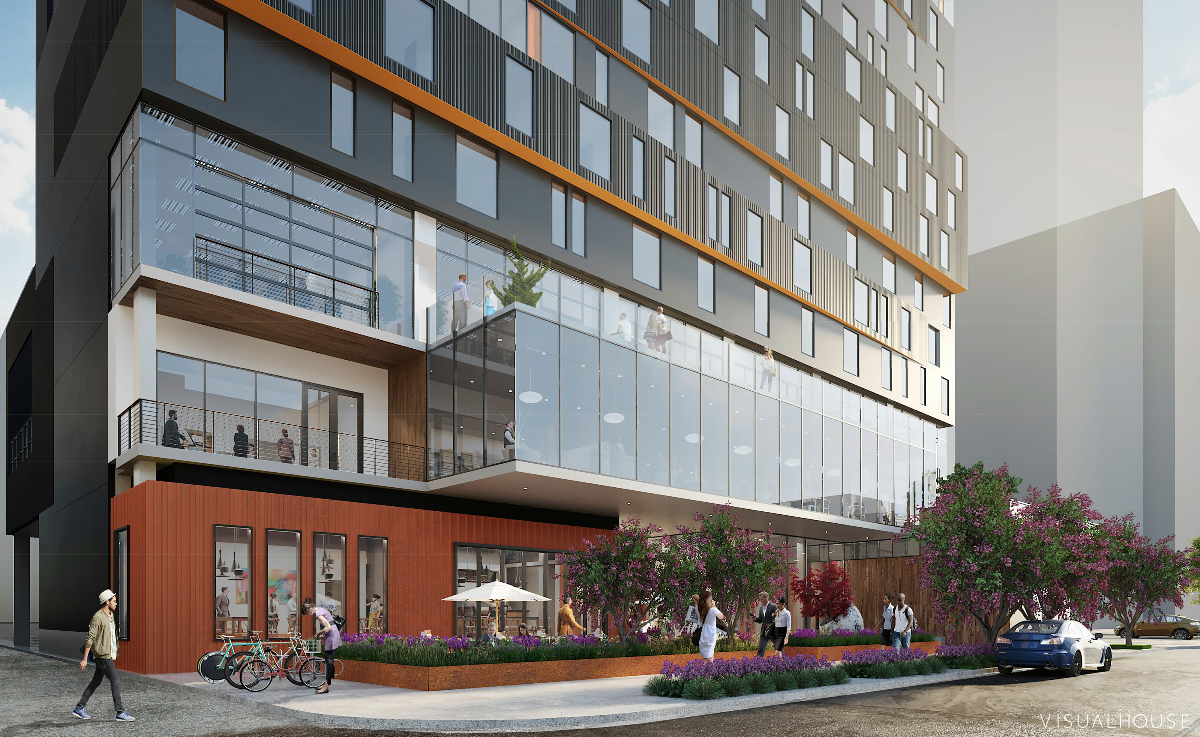 City is giving hotel near Convention Center $17M in tax breaks