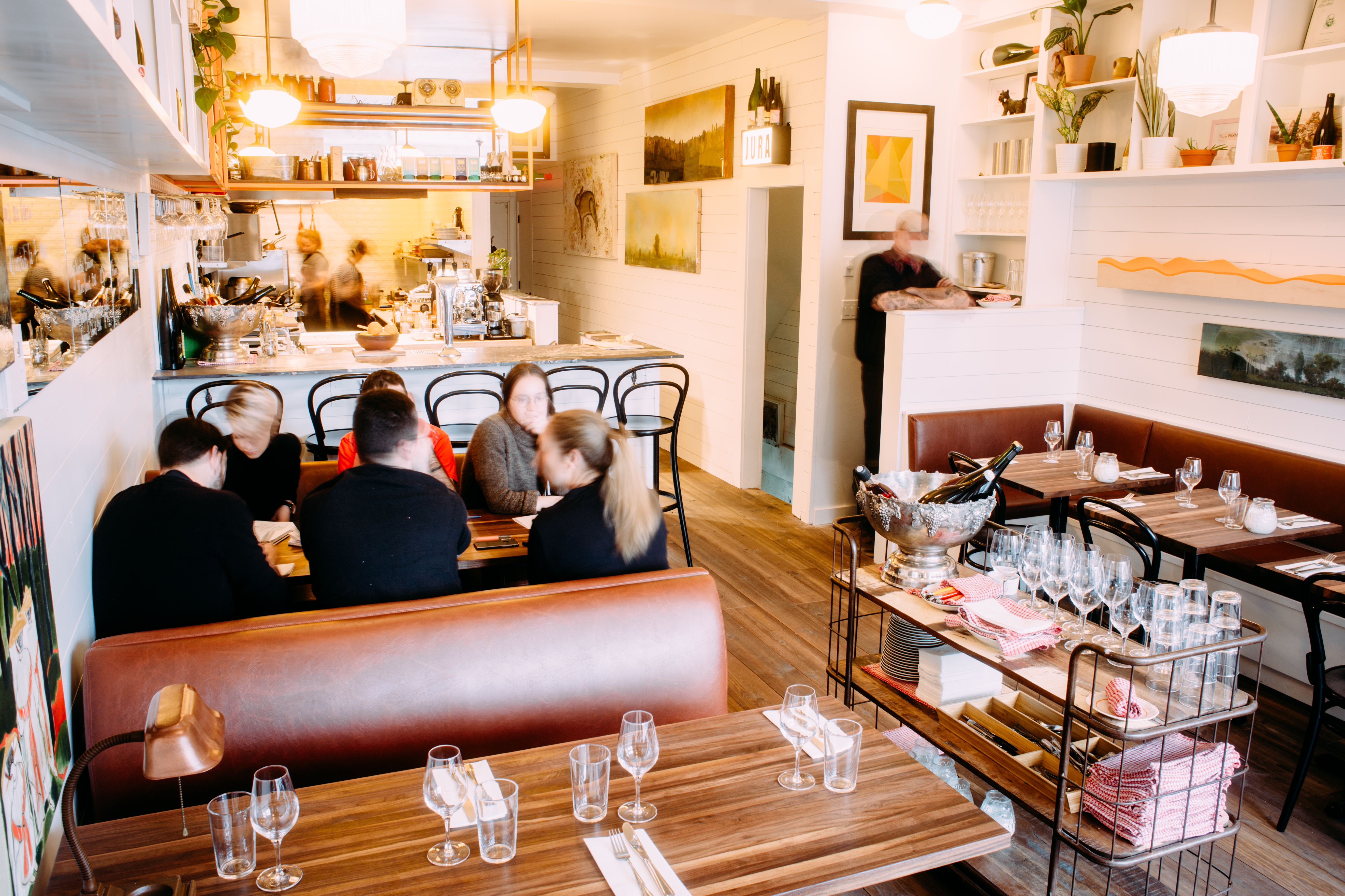 Mon Lapin Wins Quebec-Wide Restaurant of the Year Award