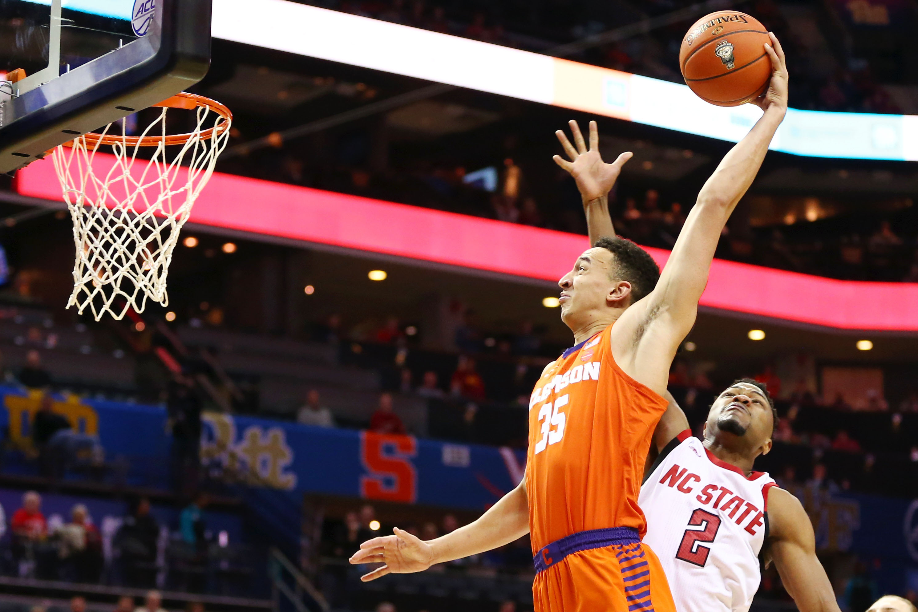 NCAA Basketball: ACC Conference Tournament- North Carolina State vs Clemson