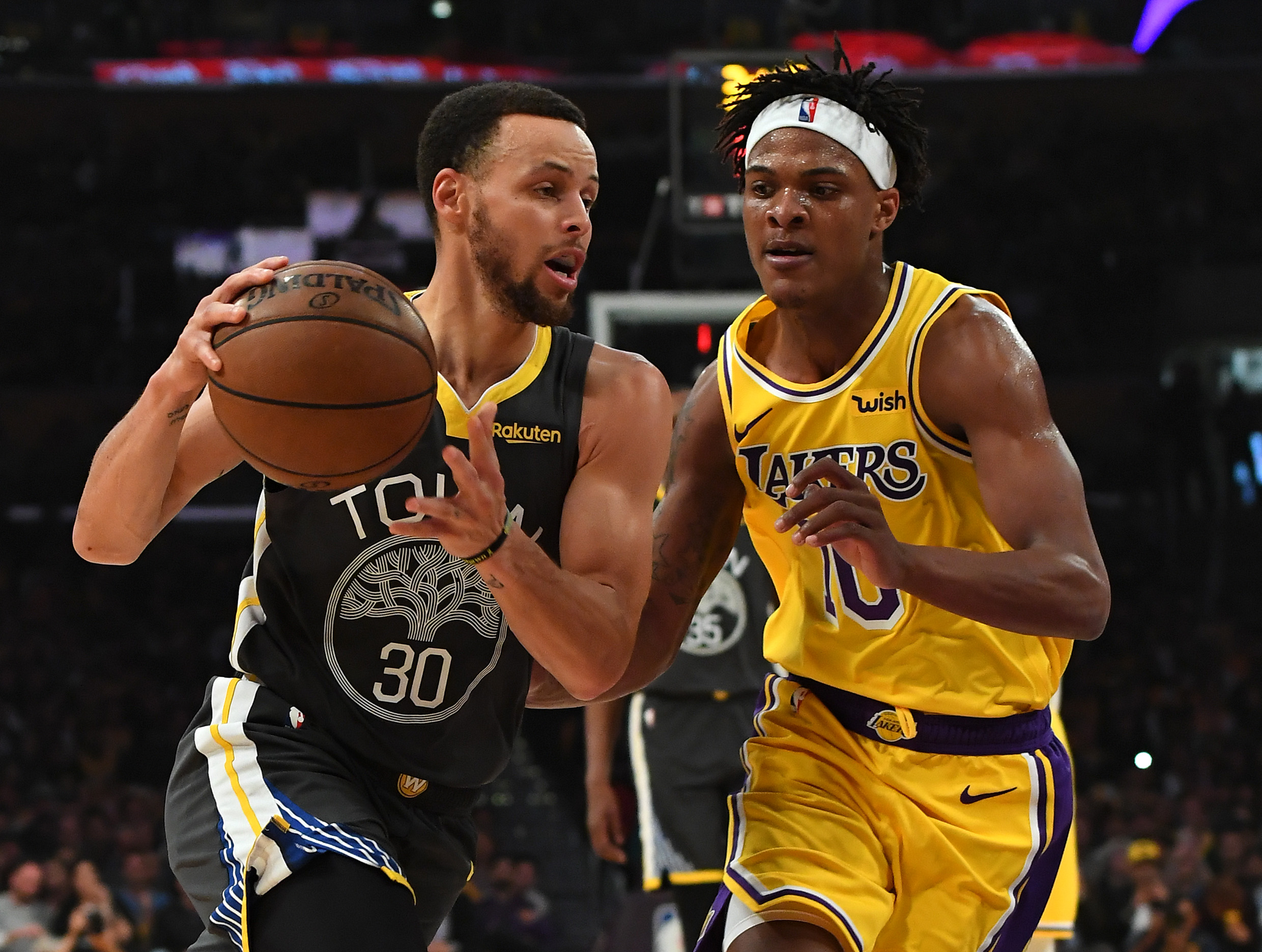 9eb82e2fcda5 Jemerrio Jones thinks playing for the Lakers gave him the type of  opportunity and exposure that will be valuable for his NBA career