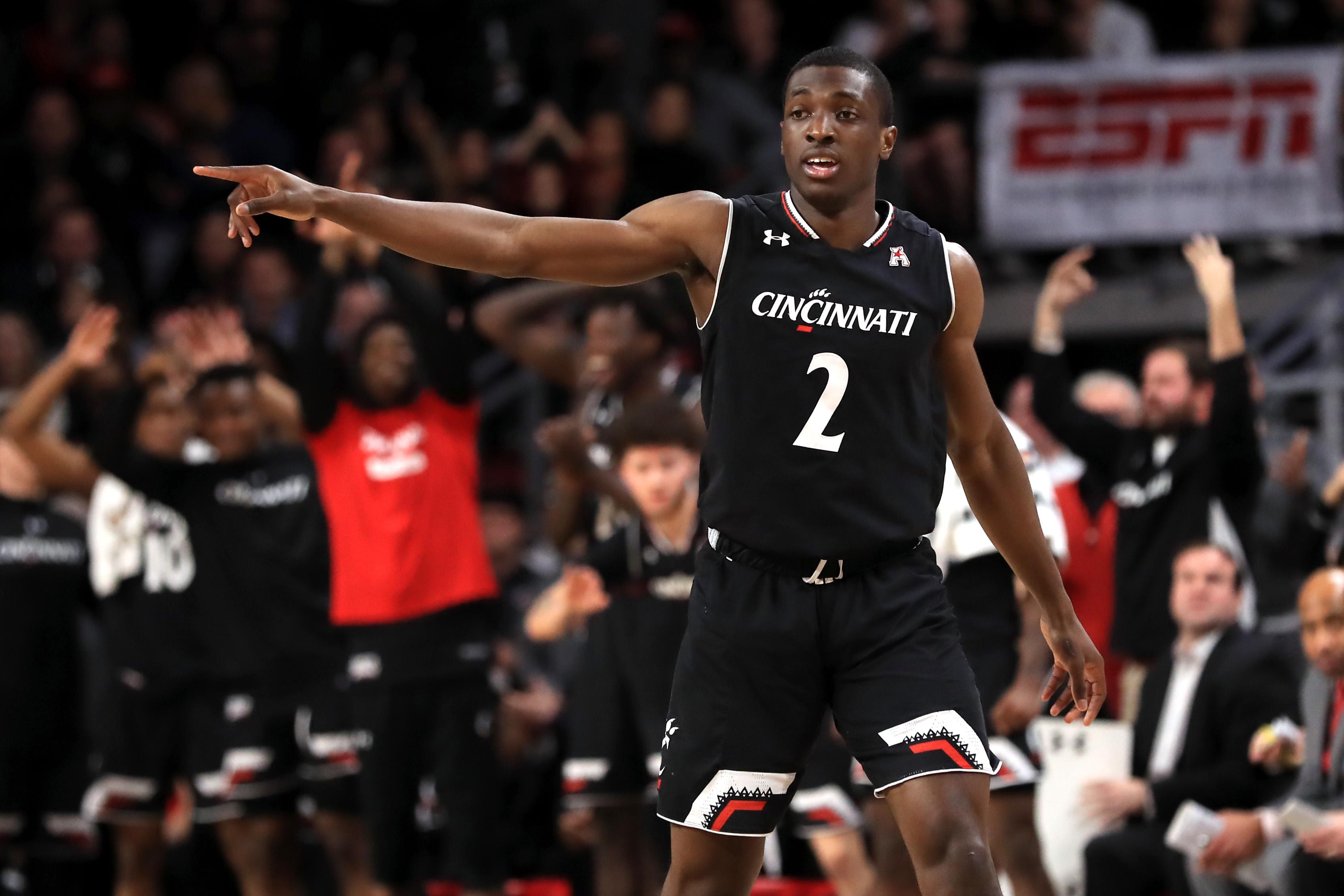 NCAA Basketball: UCLA at Cincinnati