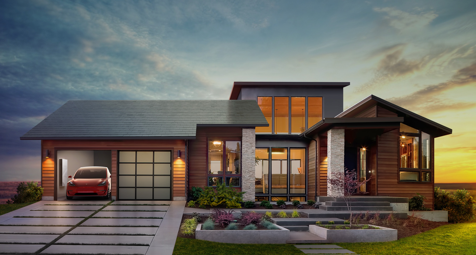 Tesla has slashed the price of its solar panels in an