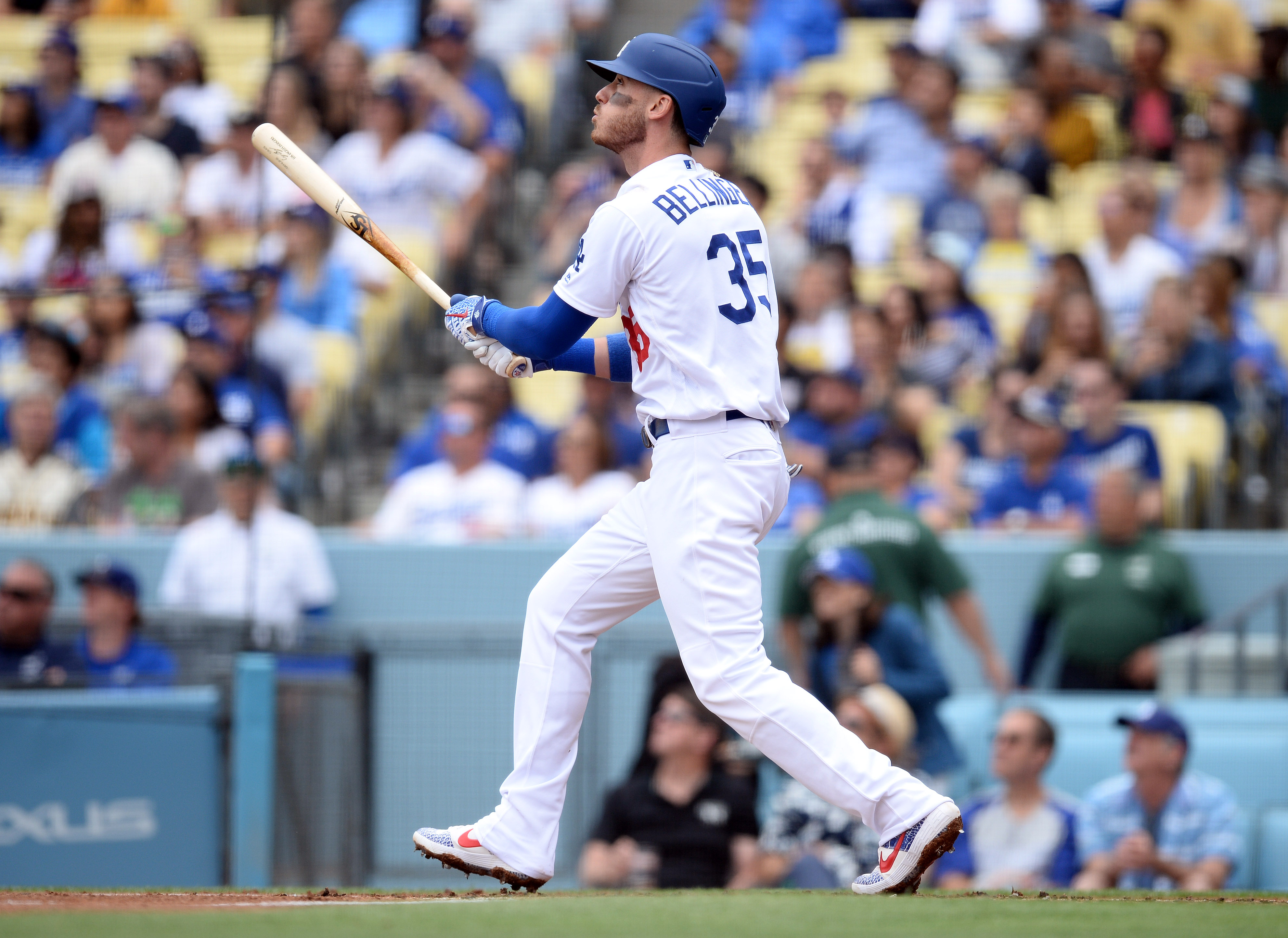MLB: Pittsburgh Pirates at Los Angeles Dodgers