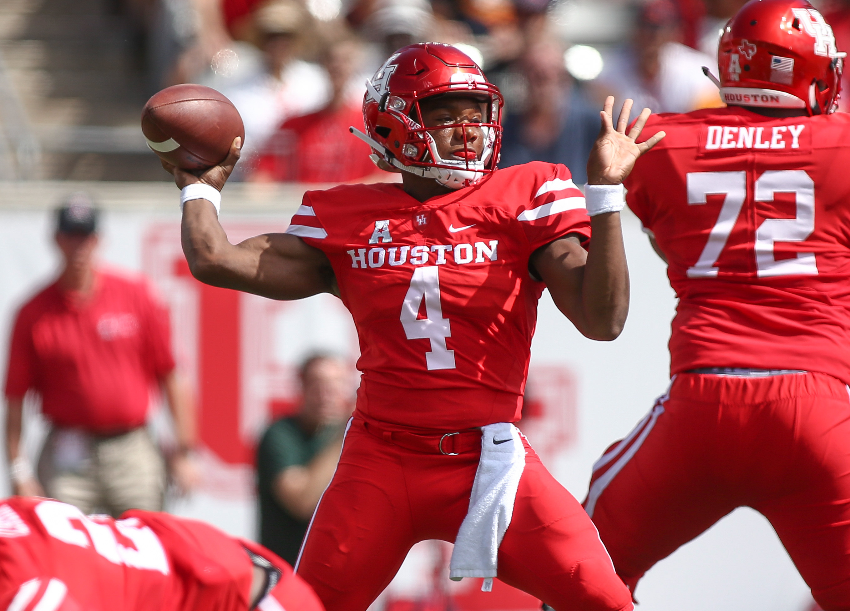 Projected 2019 Houston Cougars Depth Chart - Underdog Dynasty