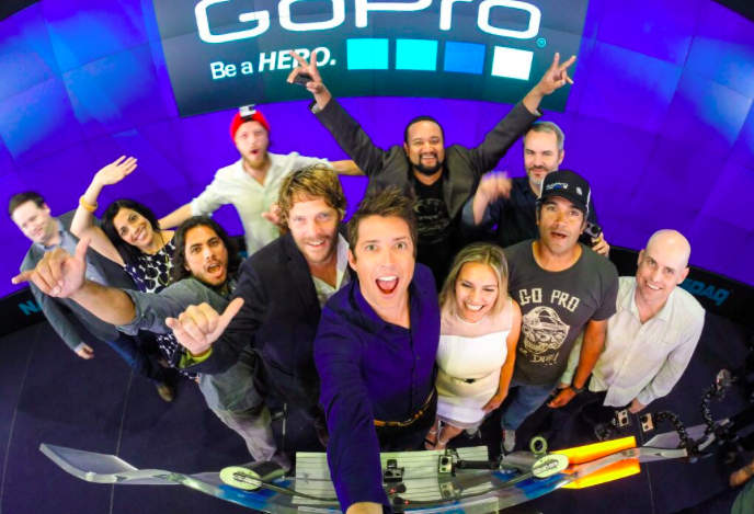 What Does GoPro's Big Open Mean? Who cares? Check Out These Crazy Videos!