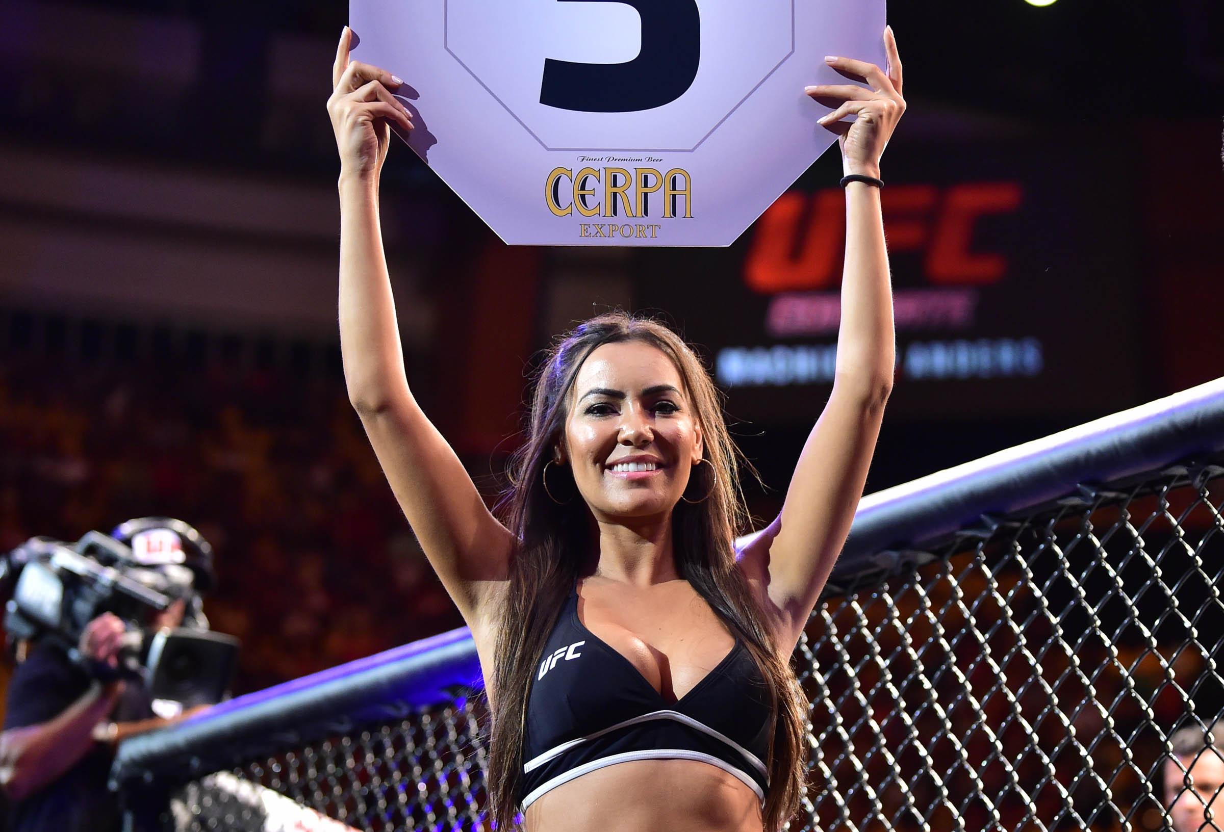 MMA: UFC Fight Night-Belem-Patrick vs Hadzovic