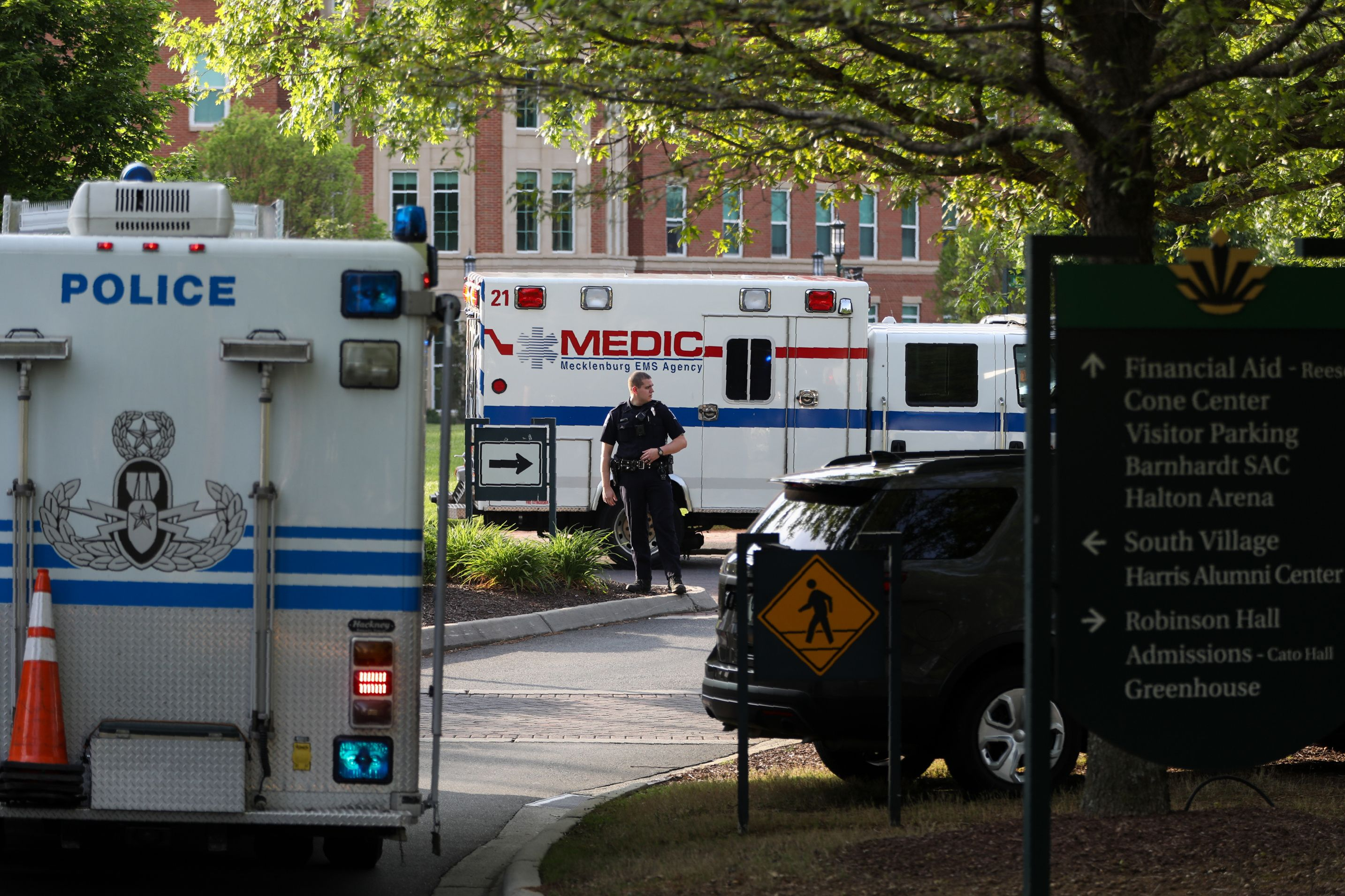 University of North Carolina at Charlotte shooting: what we know