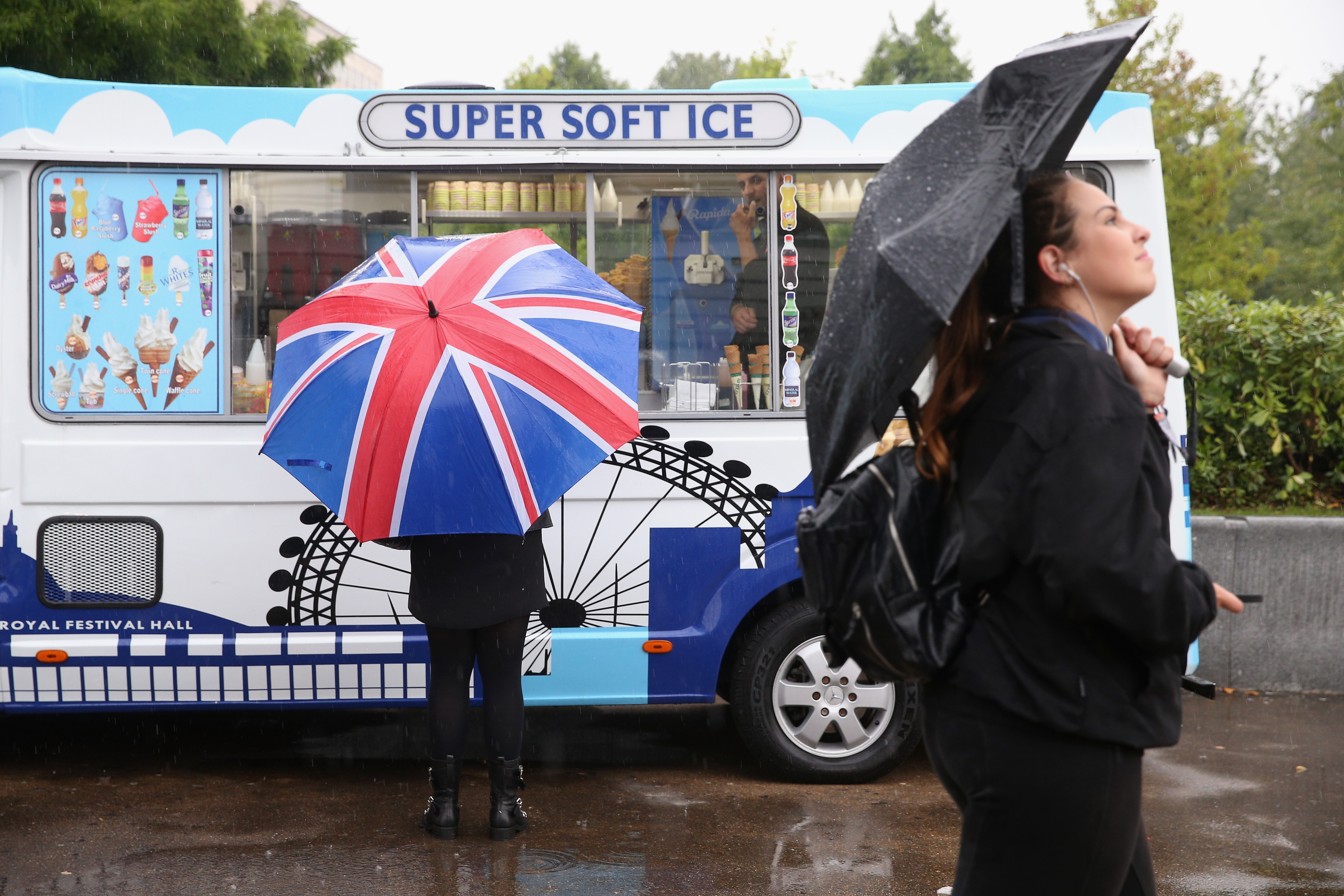 Ice cream van ban in London comes in for summer 2019