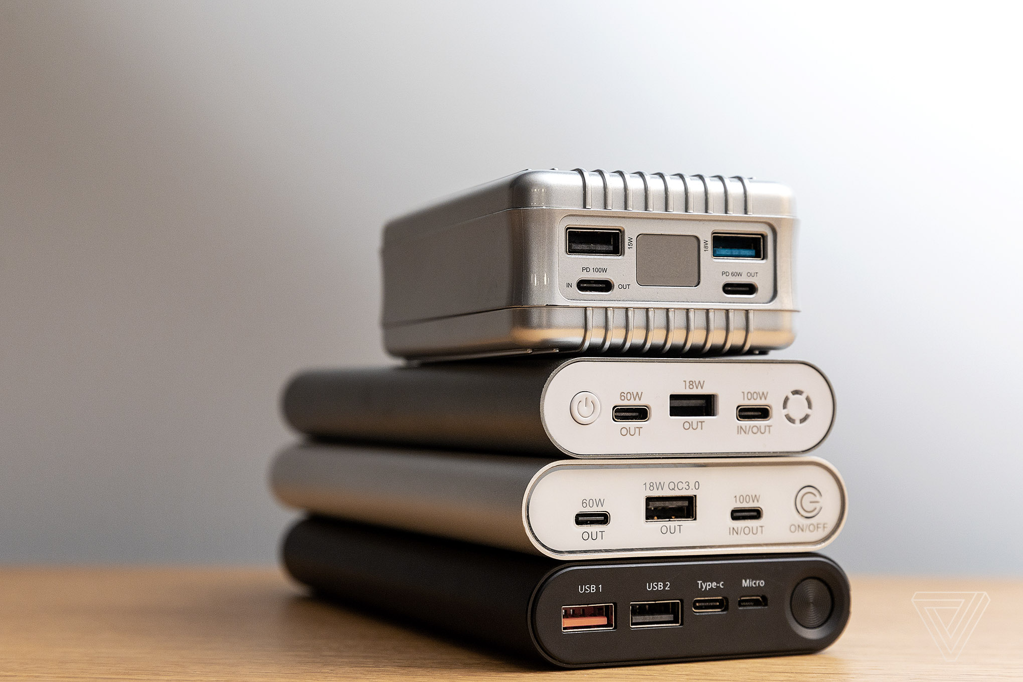 e3d72e22cc7 High-wattage USB-C batteries can keep your laptop charged on the go