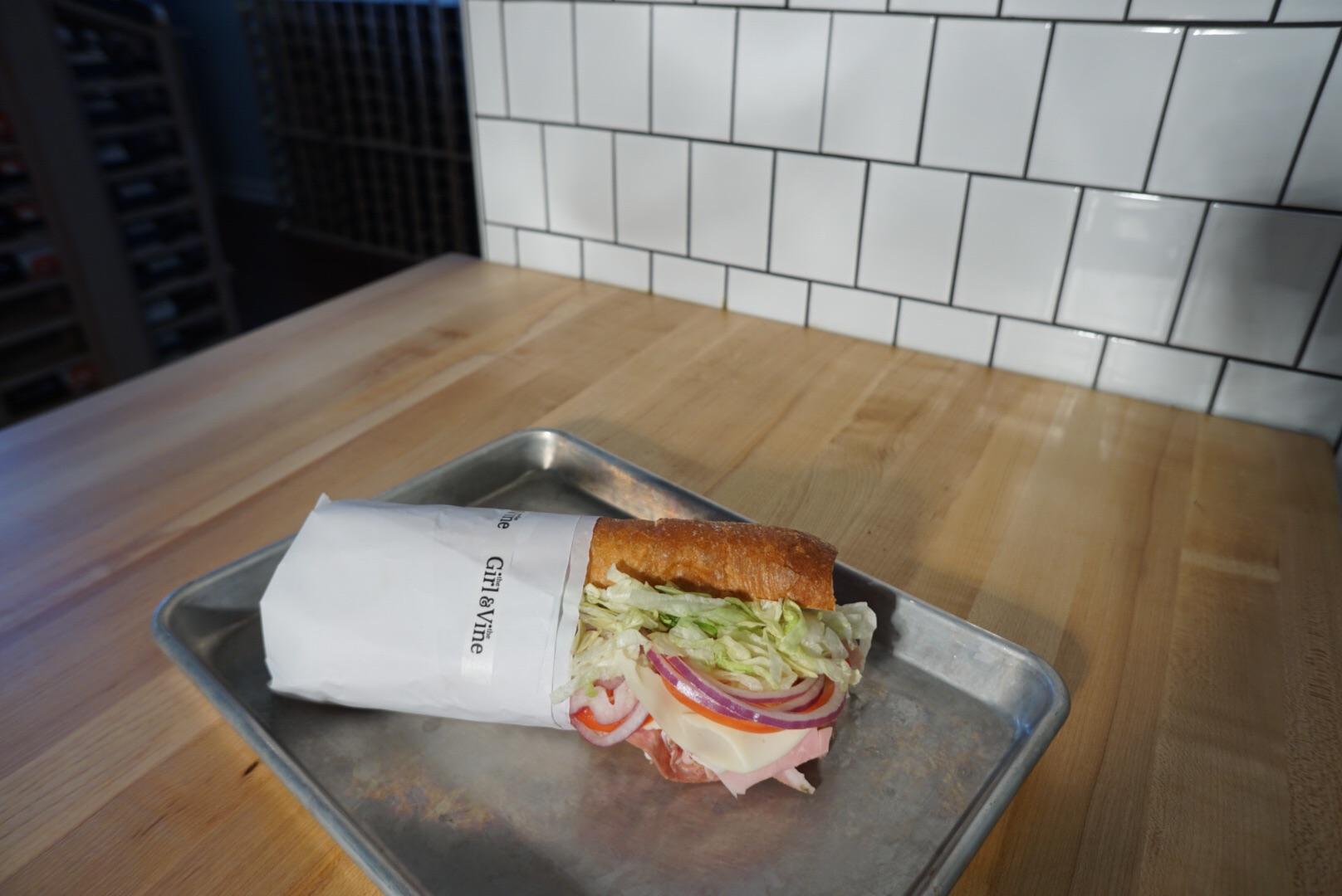 Takoma Park's New Cafe Stuffs Surprises Into Deli Sandwiches