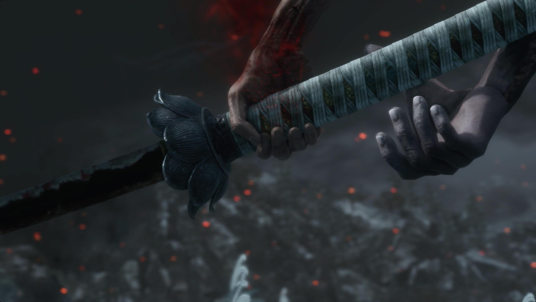 Sekiro Genichiro, Way of Tomoe and Isshin, the Sword Saint final boss fight