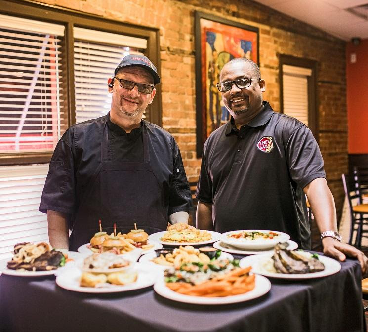 Jazz Restaurant They Say Adds New Harper Woods Outpost