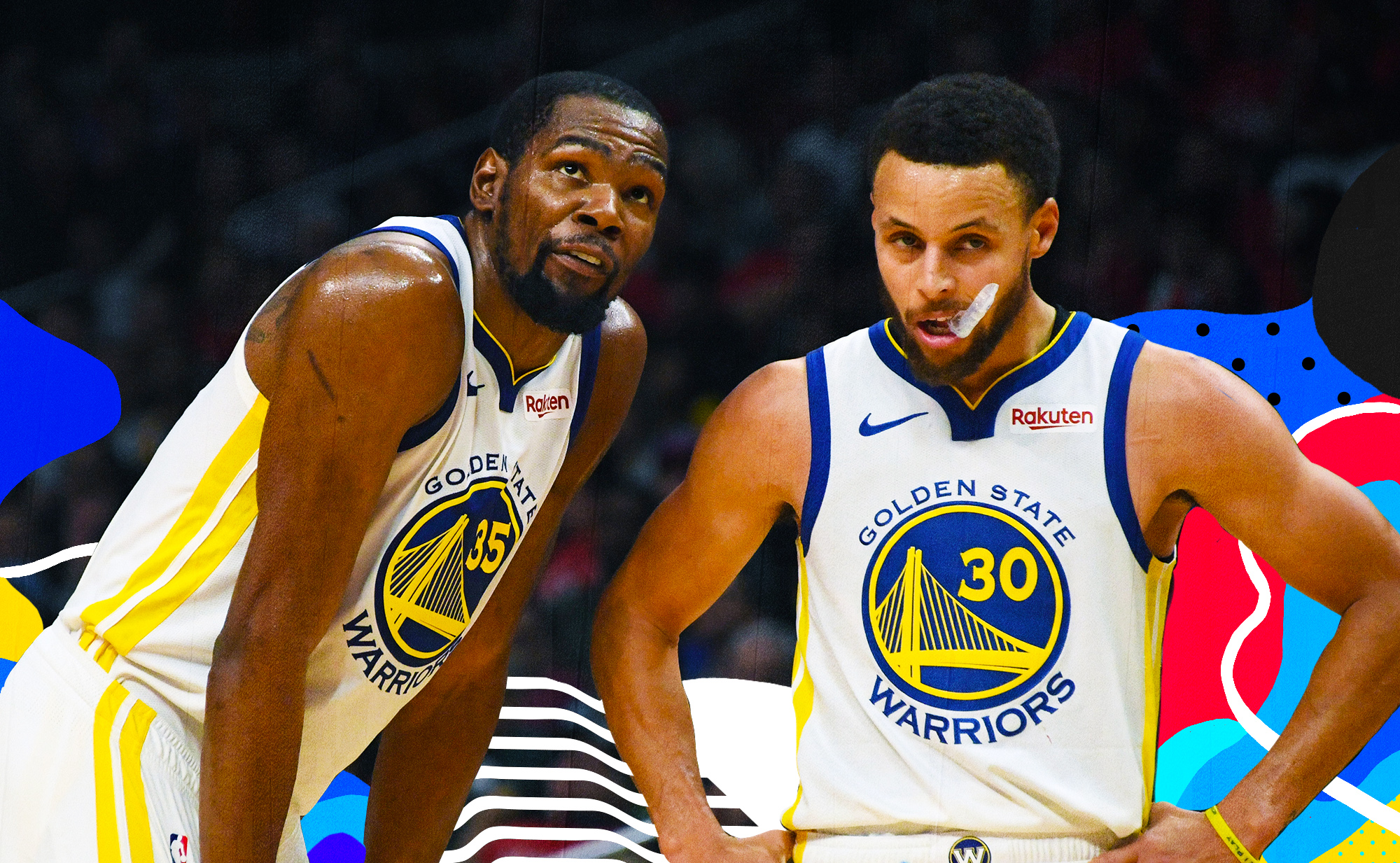 4f1dc5bf900 Kevin Durant s dominance makes the Warriors  future even more intriguing