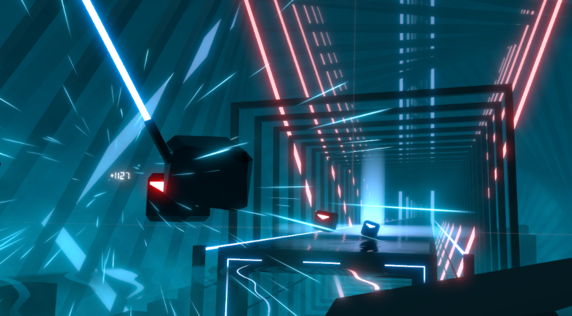 Beat Saber makers celebrate birthday with early build for free