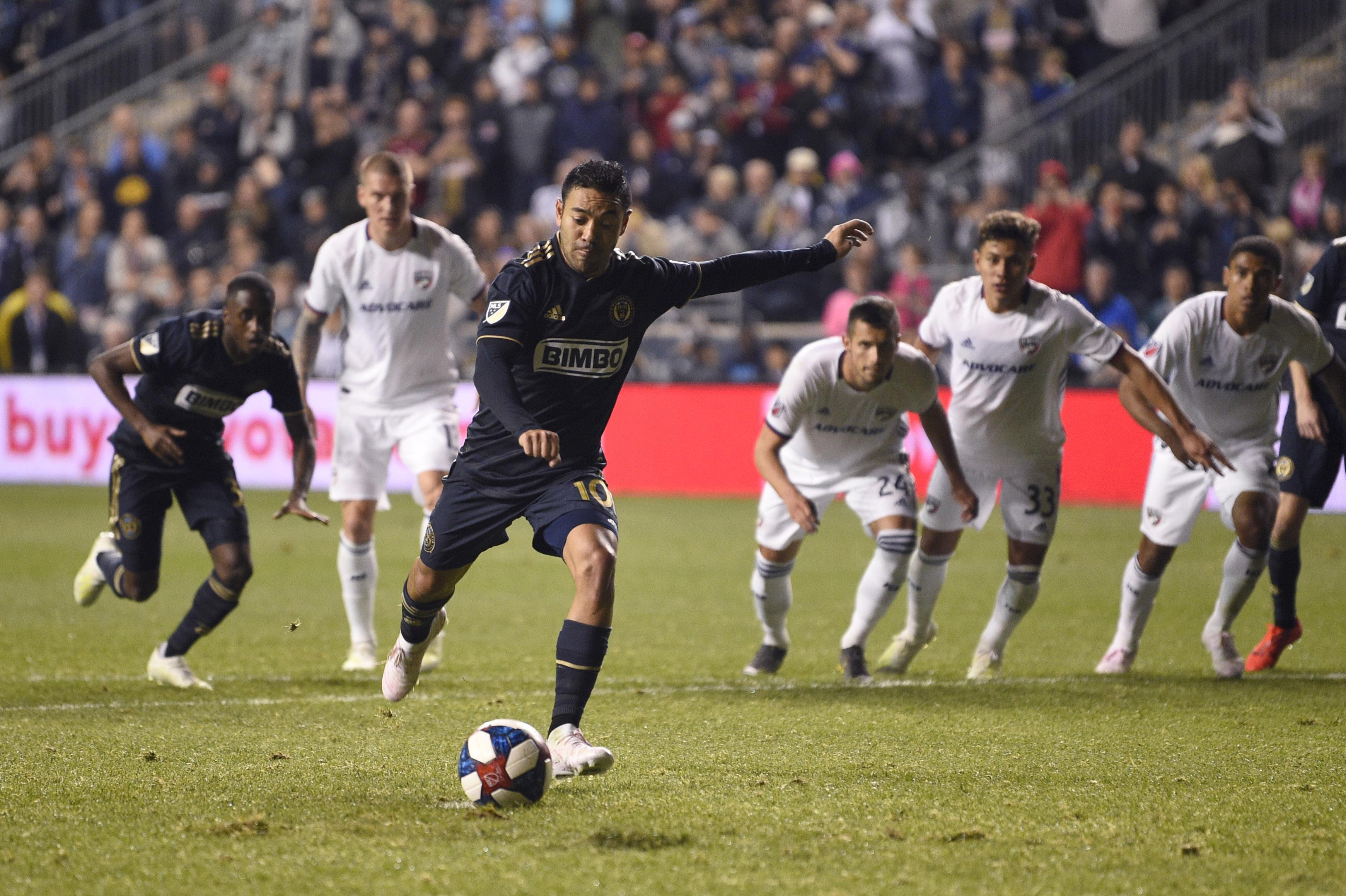 Marco Fabian - Philadelphia Union - MLS