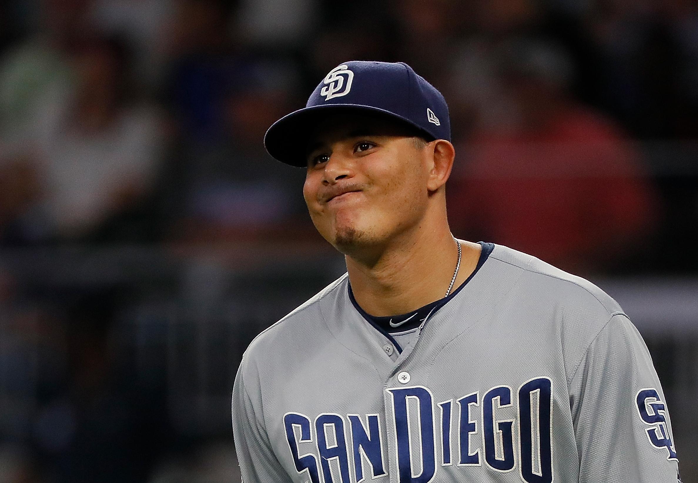 San Diego Padres v Atlanta Braves