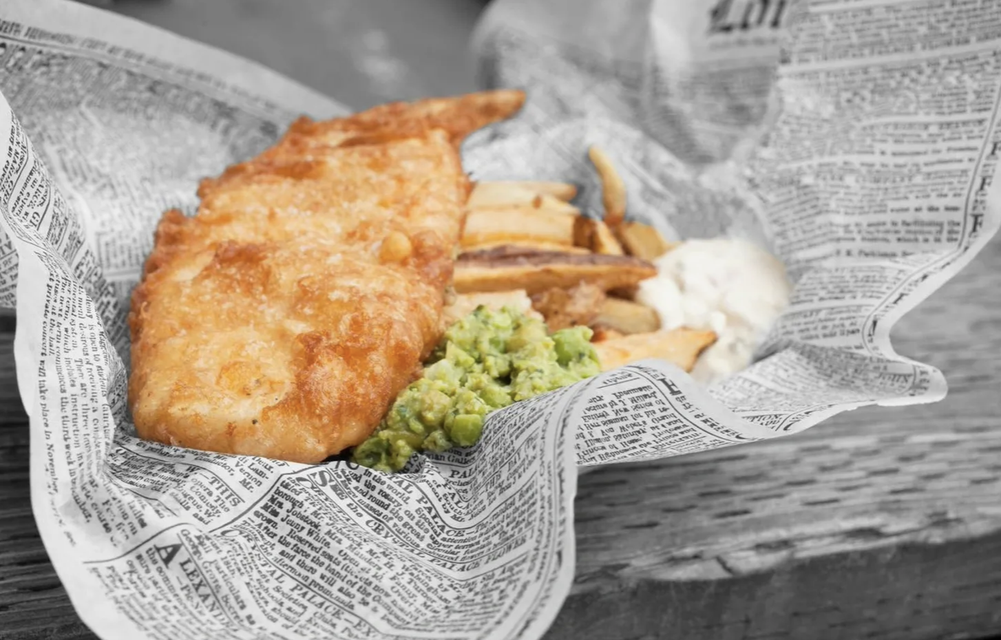 Bainbridge Island Is About to Get an Incredible Fish and Chips Spot