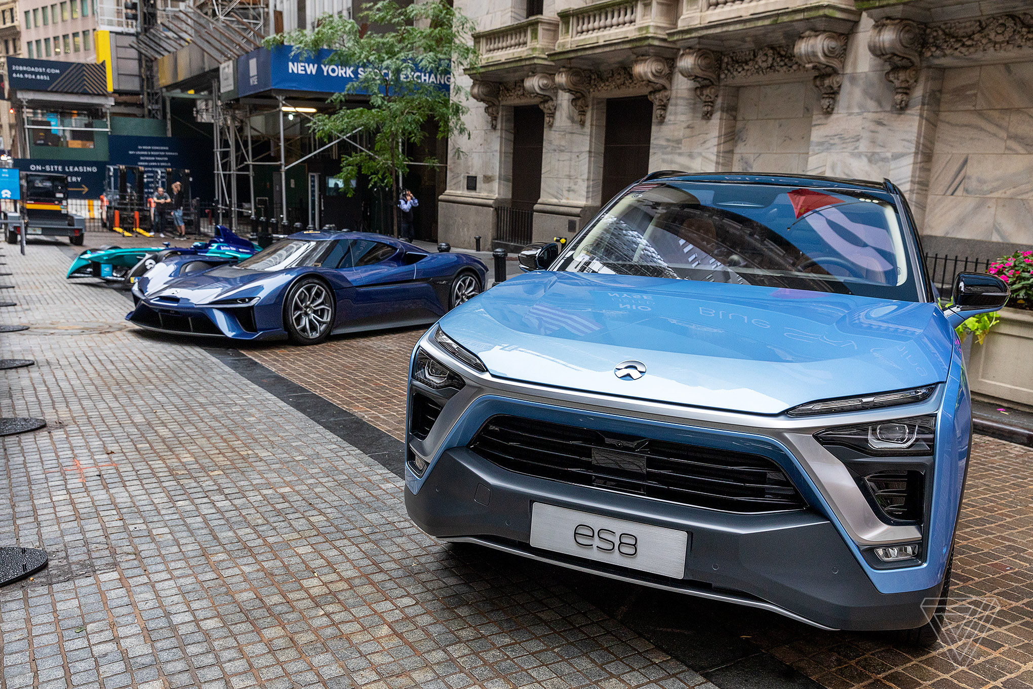 NIO has laid off 70 employees and closed an office in Silicon Valley