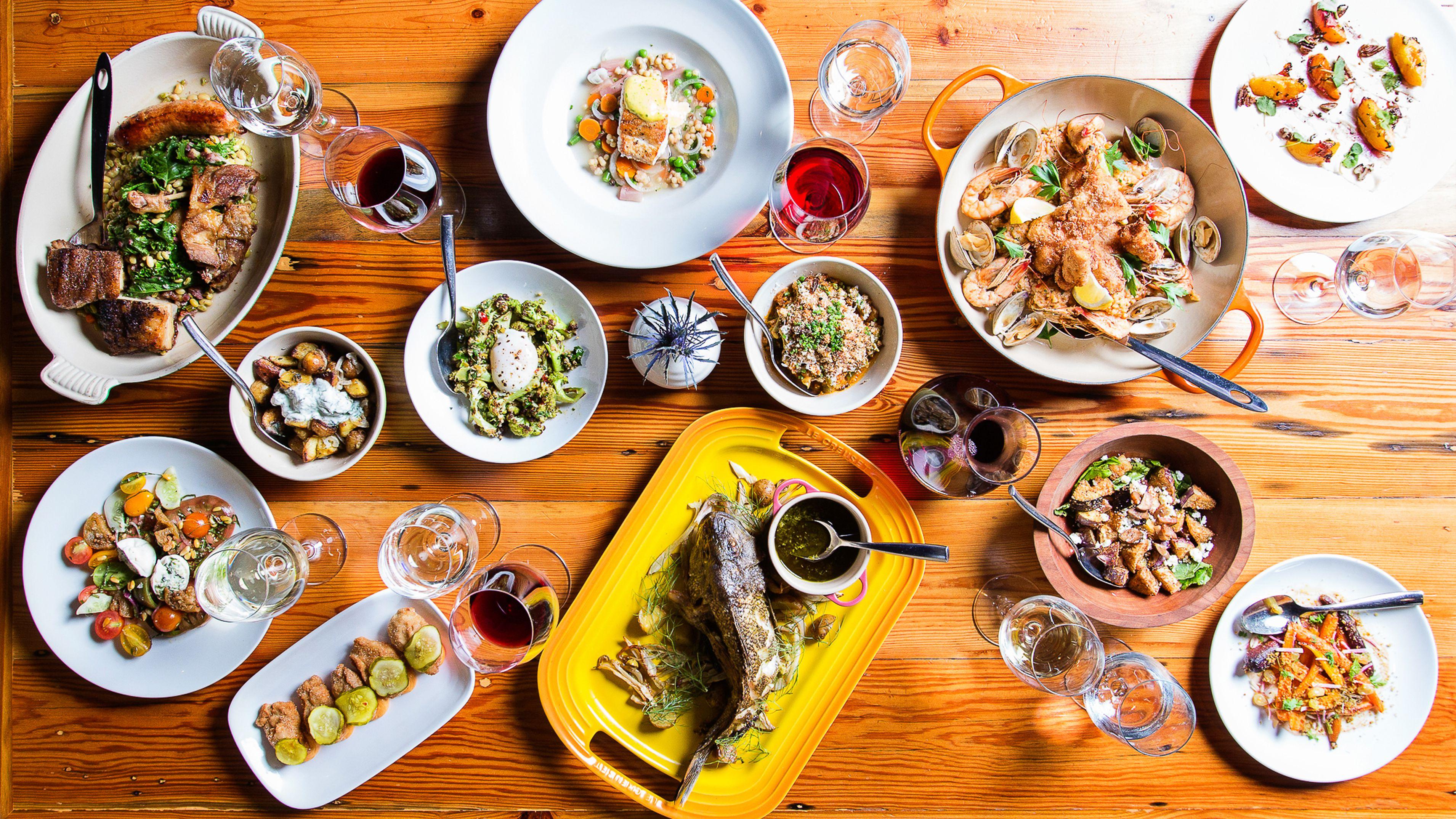 Best Charleston Restaurants to Bring Your Parents