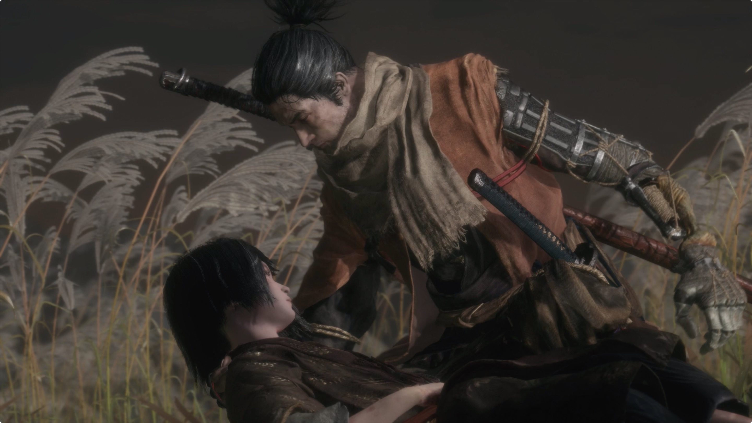 How to get all four endings in Sekiro