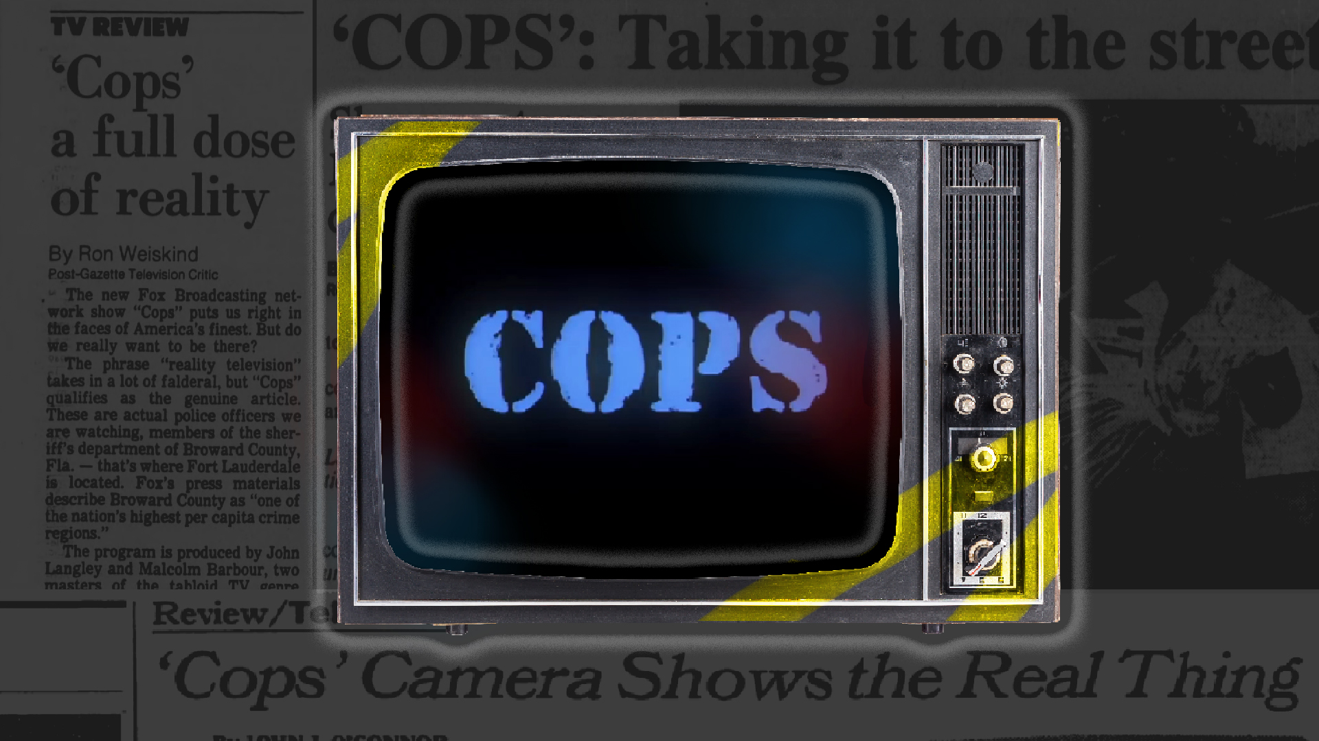 shows over Cops