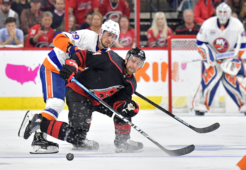 New York Islanders v Carolina Hurricanes - Game Three