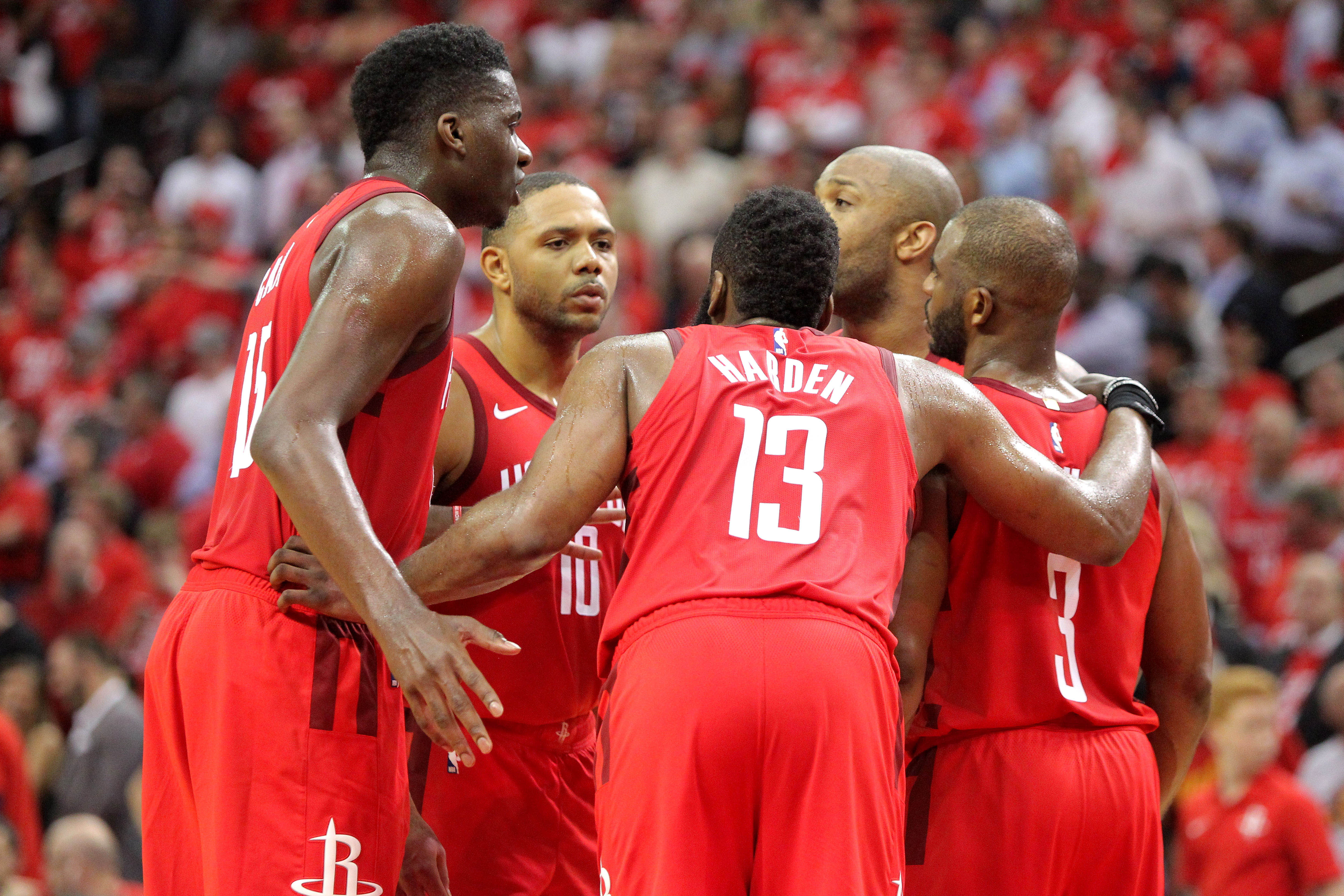 0a5055f9790 Houston Rockets vs. Golden State Warriors Game 3 preview