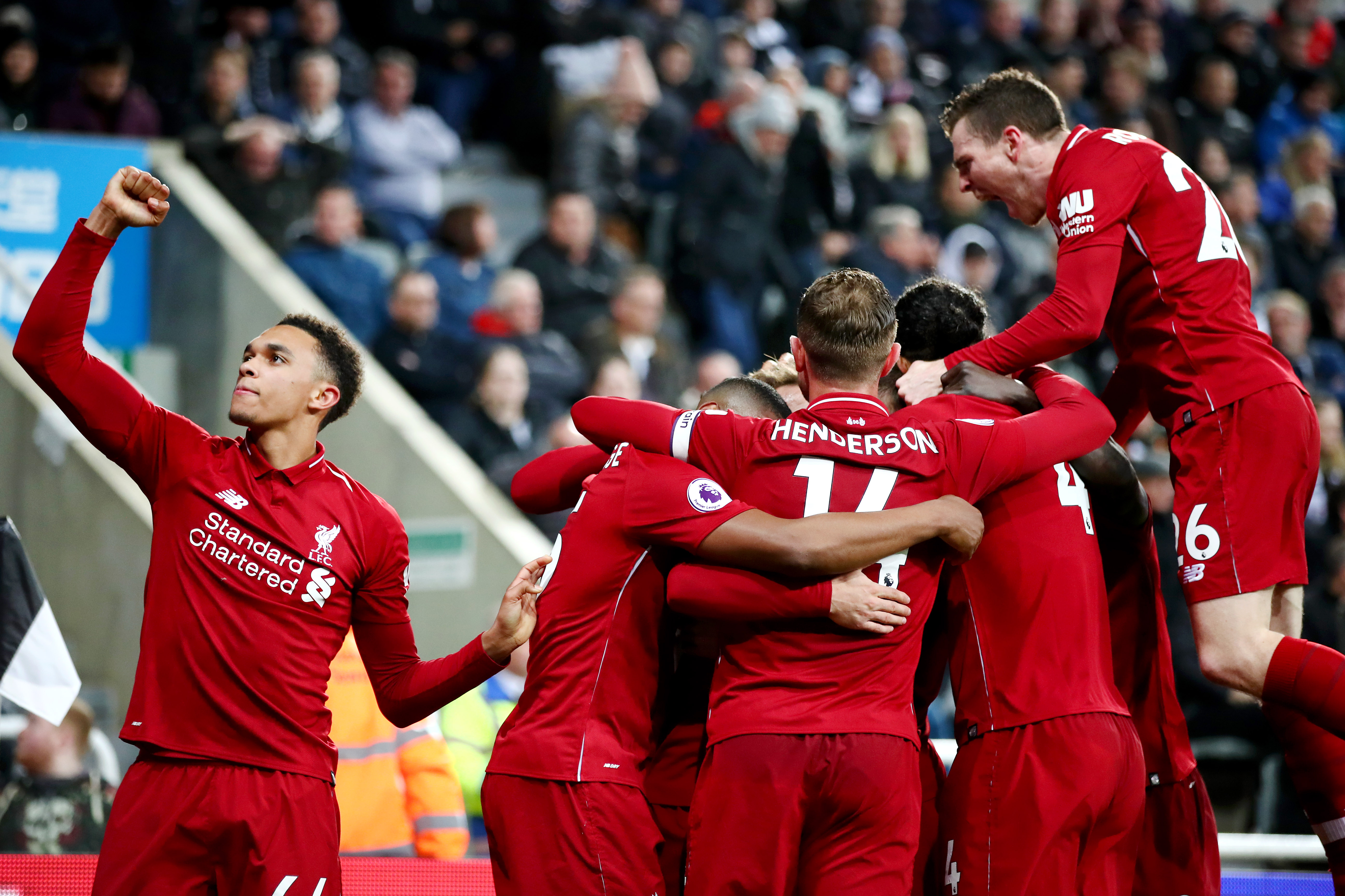 Digging Deeper Into Liverpool's Win Over Newcastle