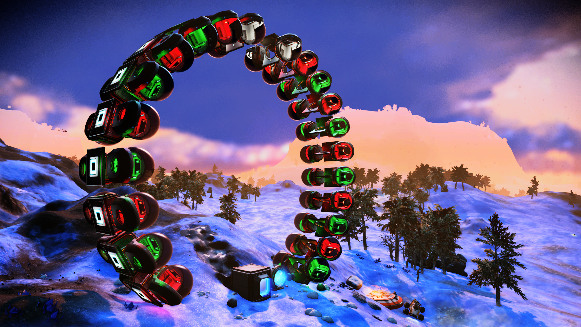 No Man's Sky's best and brightest are trying to build a perfect colony