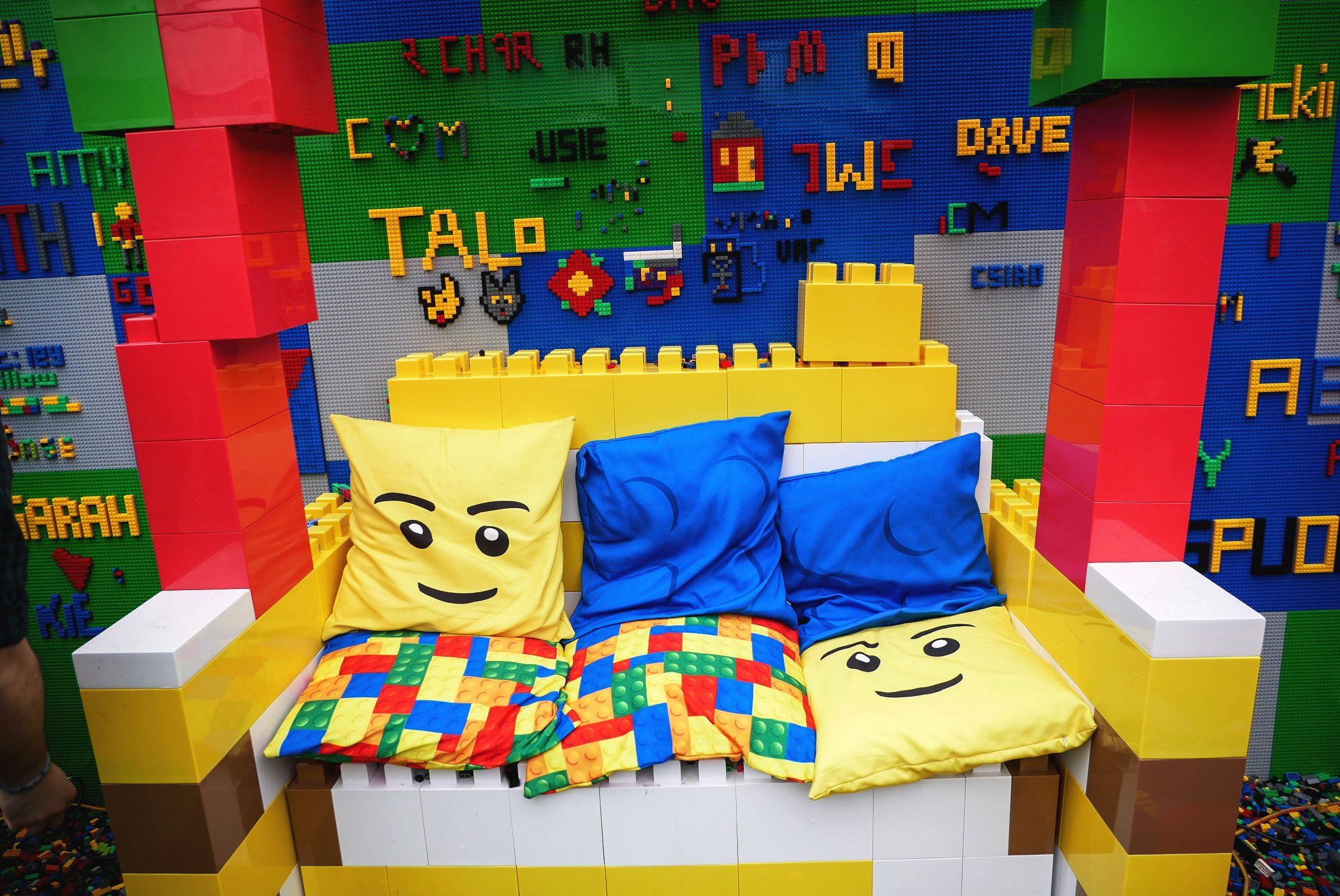 A Lego Themed Pop-Up Bar is Coming to Miami This Fall
